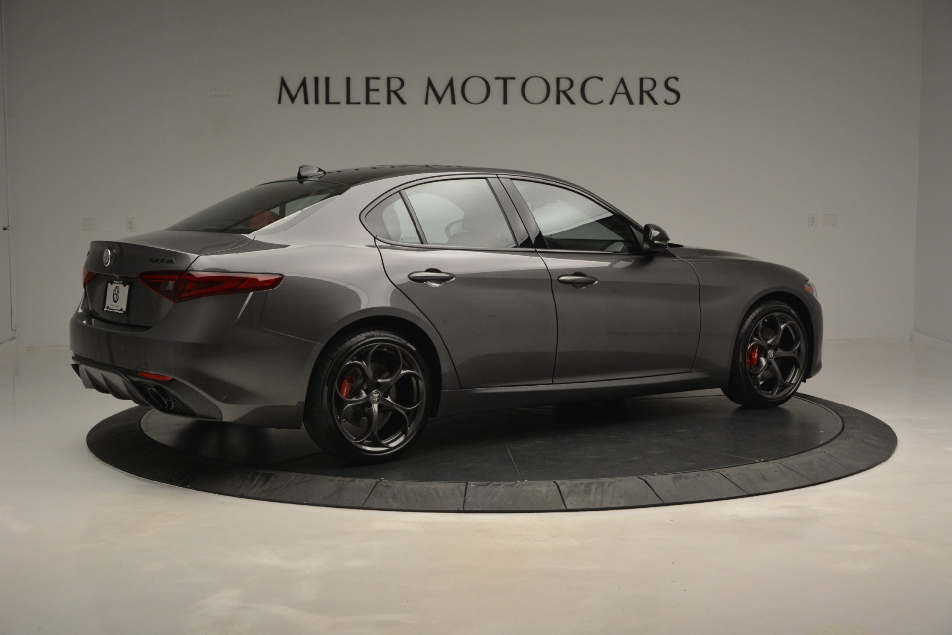 New 2019 Alfa Romeo Giulia Ti Sport Q4 For Sale In Westport, CT 2824_p8