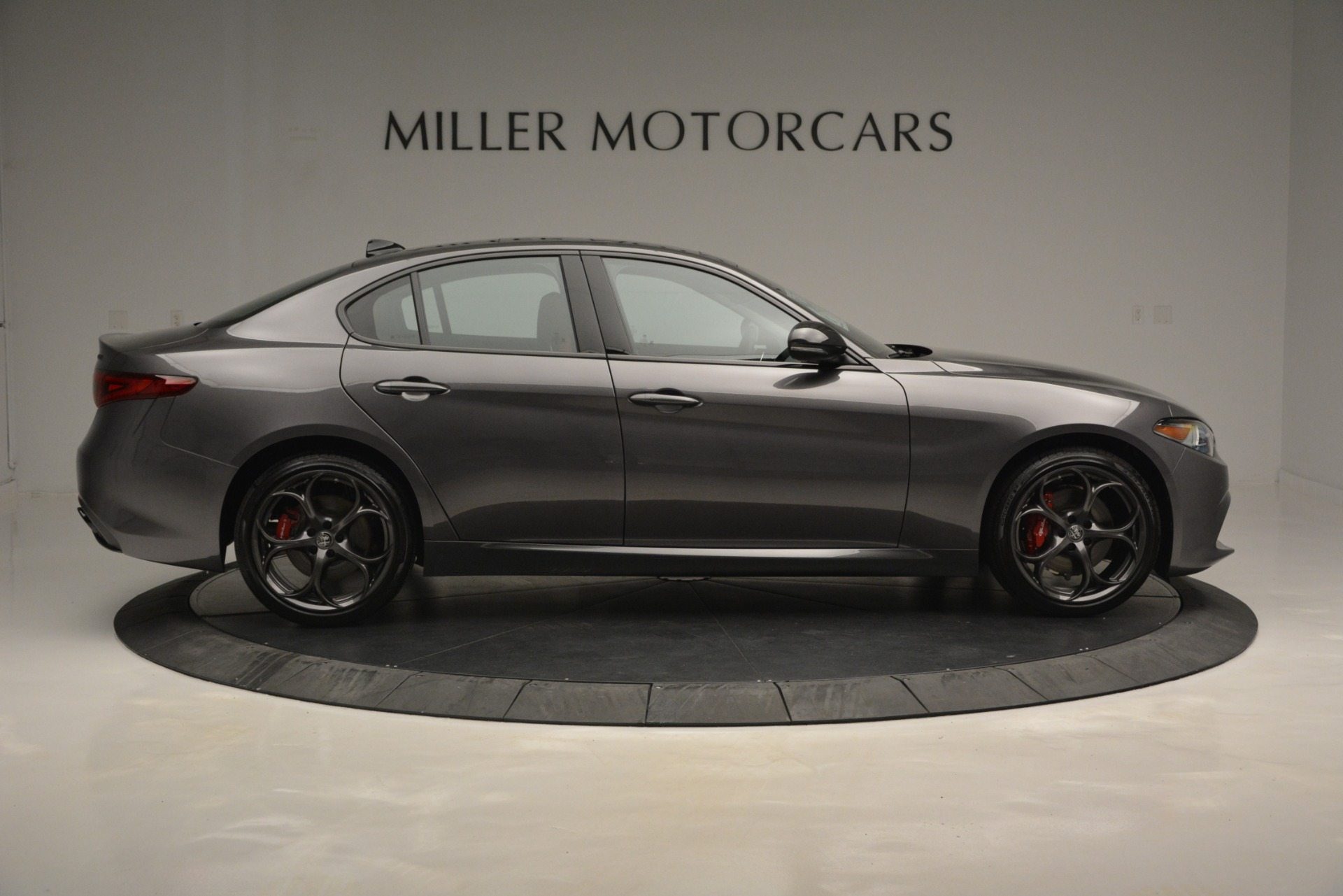 New 2019 Alfa Romeo Giulia Ti Sport Q4 For Sale In Westport, CT 2824_p9