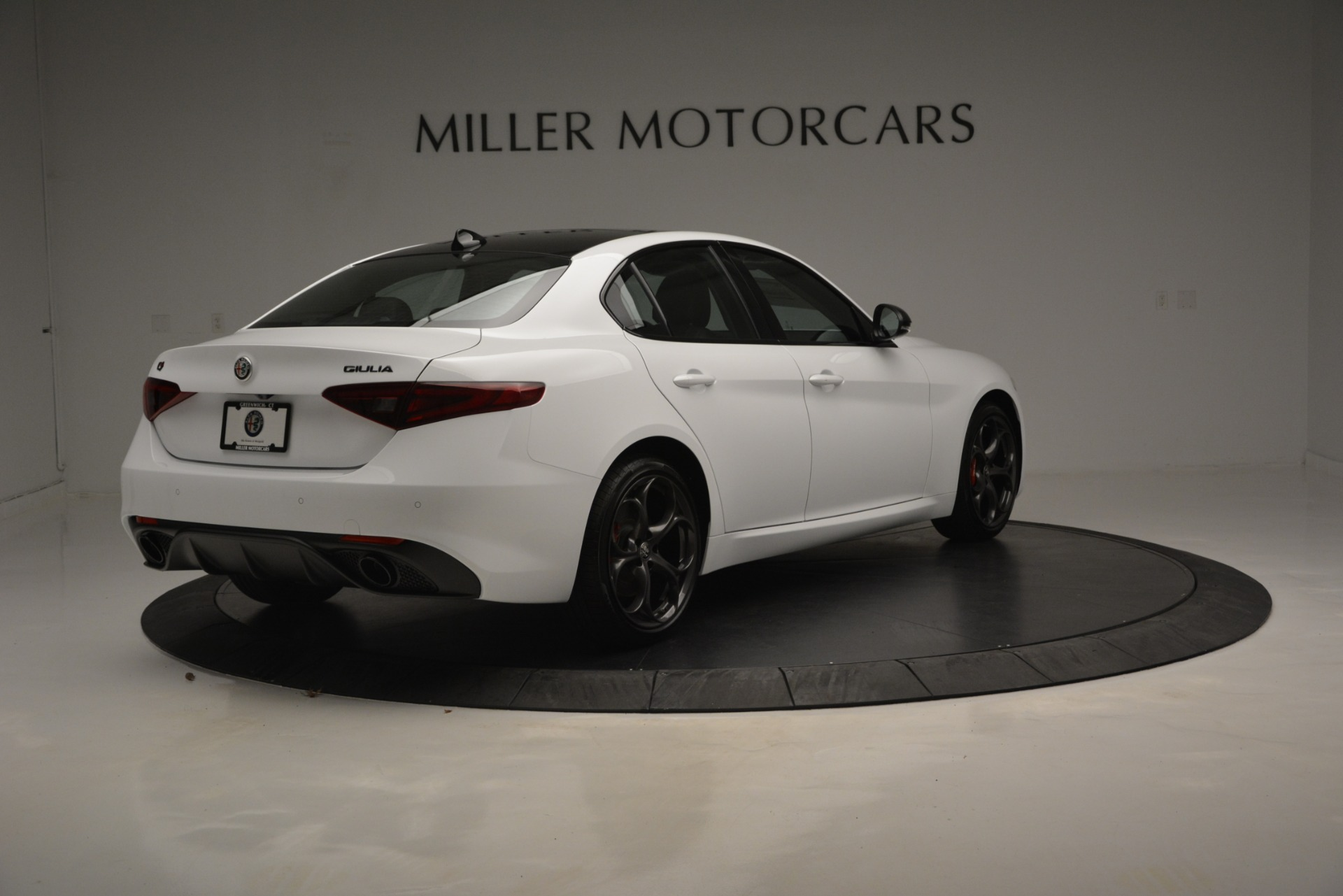 2019 Alfa Romeo Giulia Ti Sport Q4 Stock Lw287 For Sale Near