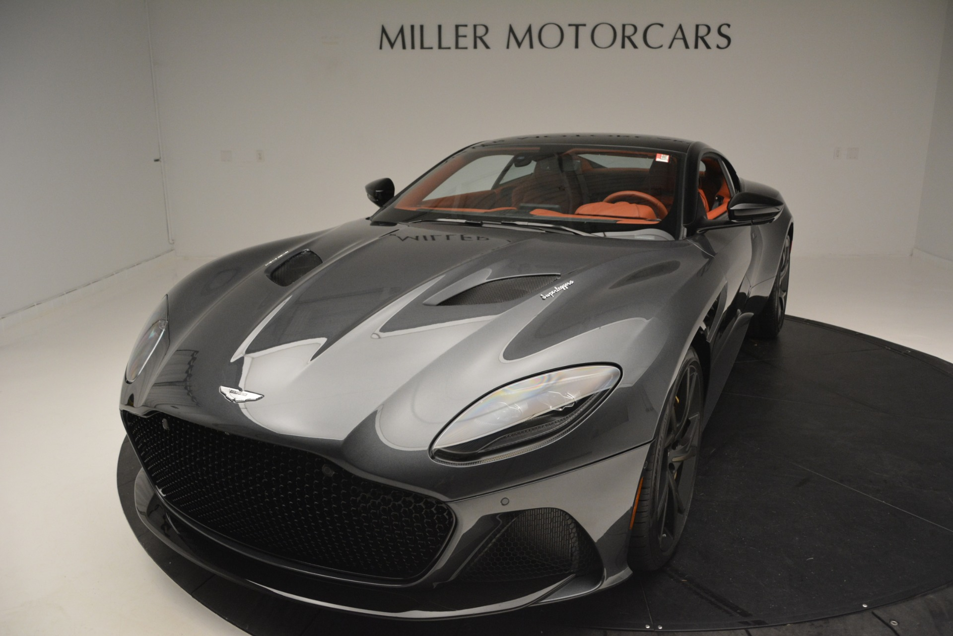 New 2019 Aston Martin DBS Superleggera For Sale In Westport, CT 2827_p16