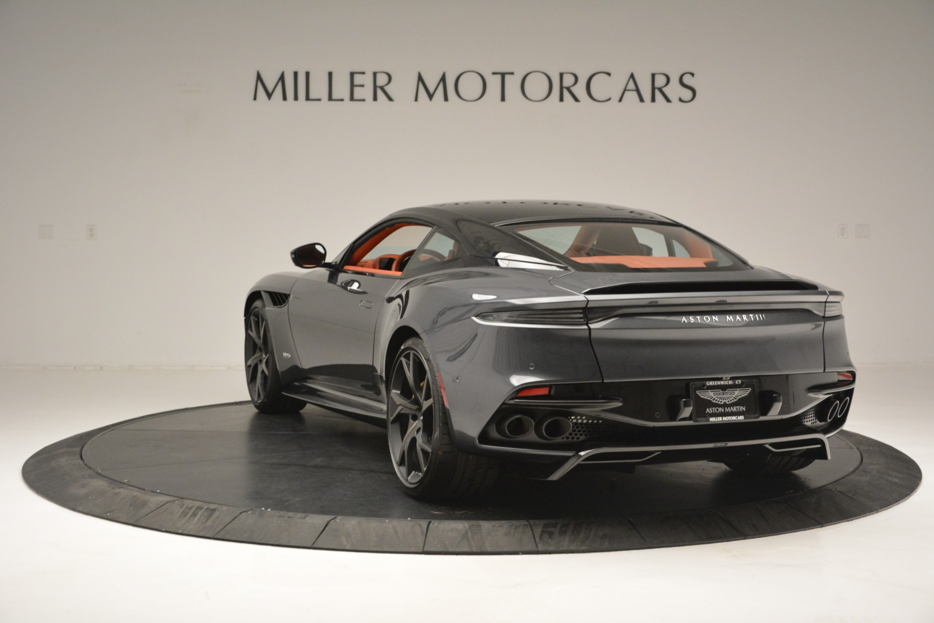 New 2019 Aston Martin DBS Superleggera For Sale In Westport, CT 2827_p5