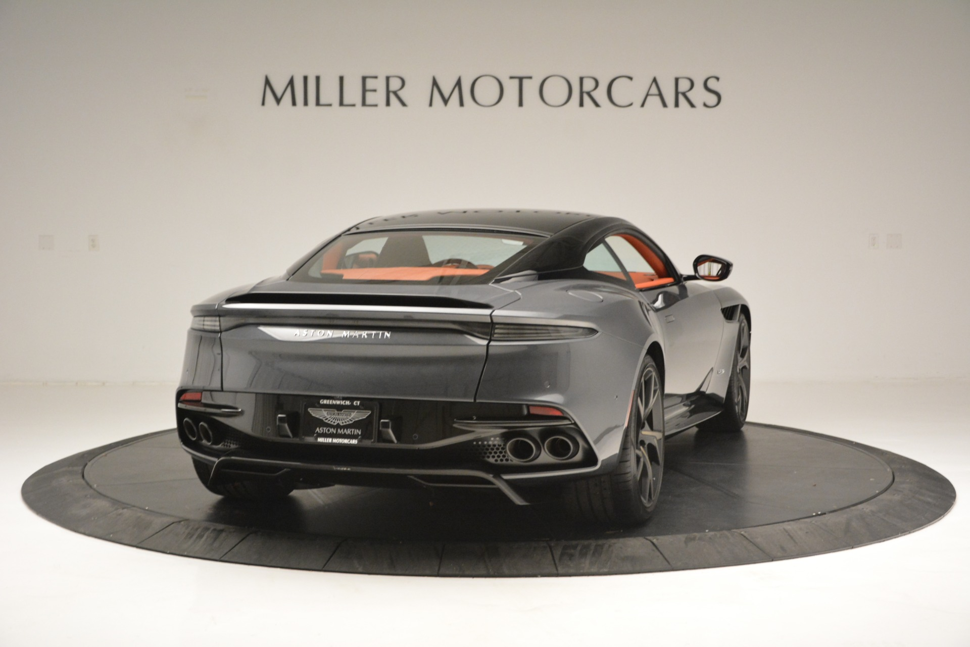 New 2019 Aston Martin DBS Superleggera For Sale In Westport, CT 2827_p7