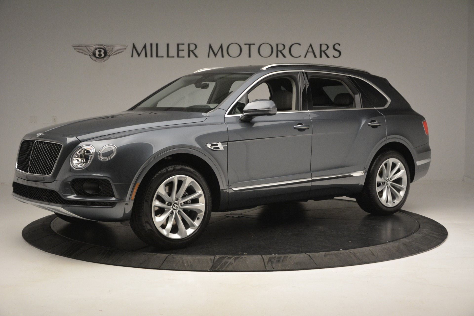 New 2019 Bentley Bentayga V8 For Sale In Westport, CT 2828_p2