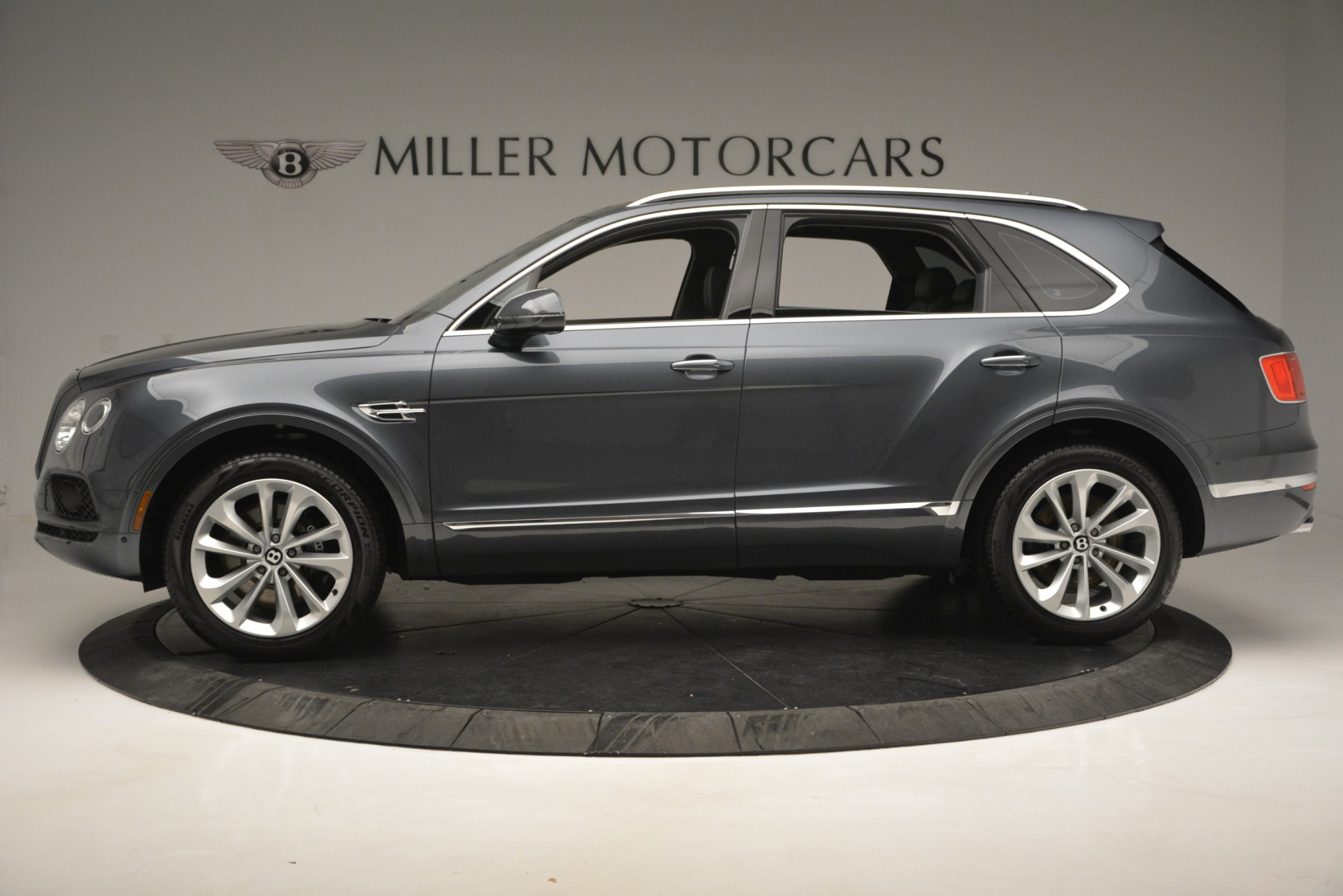 New 2019 Bentley Bentayga V8 For Sale In Westport, CT 2828_p3