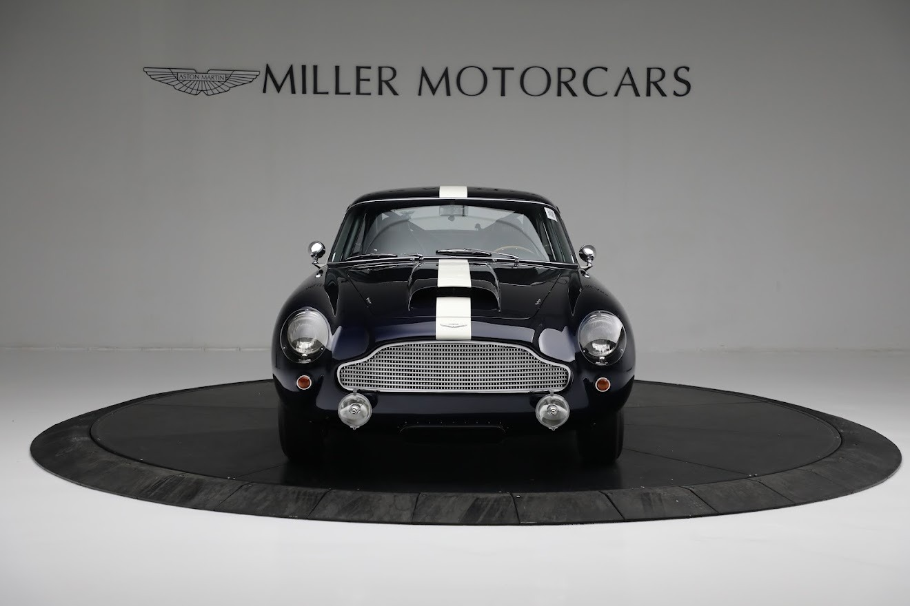 New 2018 Aston Martin DB4 GT Continuation  For Sale In Westport, CT 2829_p11
