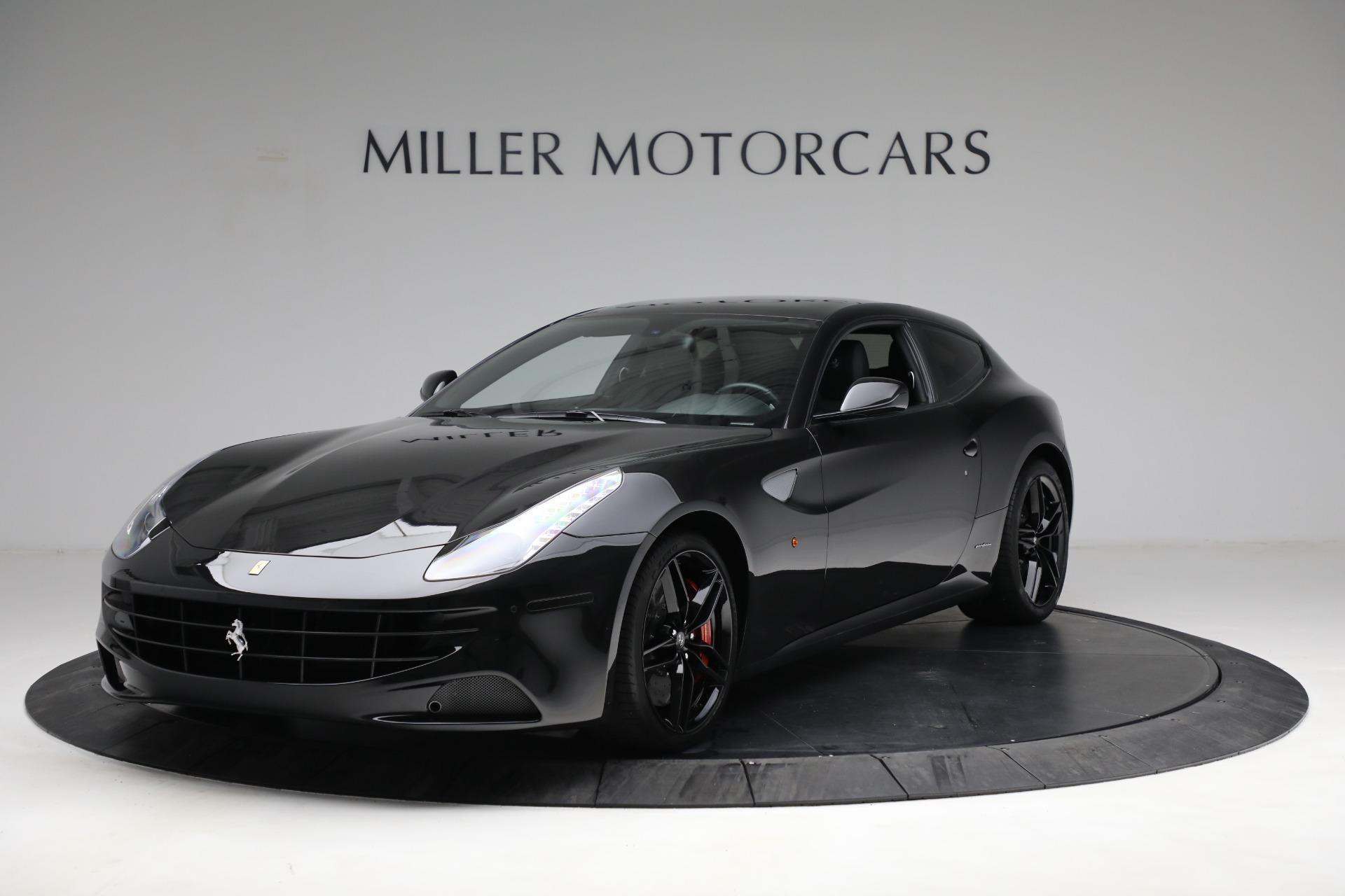 Used 2014 Ferrari FF  For Sale In Westport, CT 2830_main