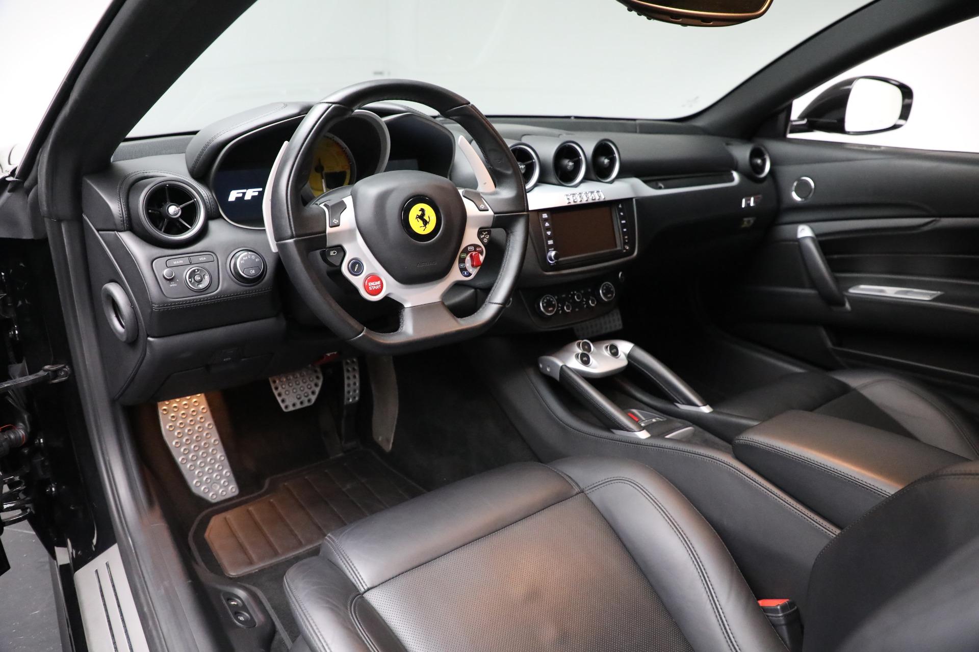 Used 2014 Ferrari FF  For Sale In Westport, CT 2830_p14