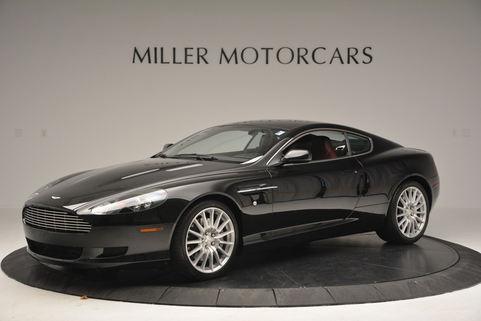 Used 2006 Aston Martin DB9 Coupe For Sale In Westport, CT 2832_main