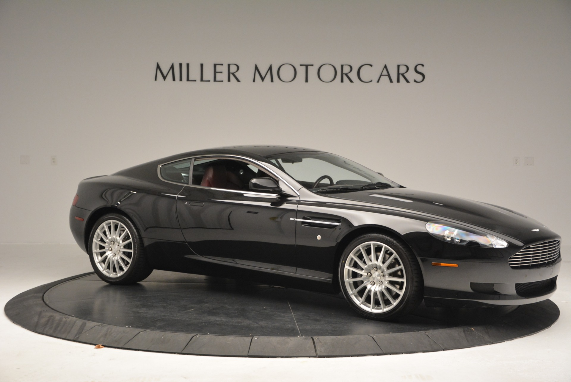 Used 2006 Aston Martin DB9 Coupe For Sale In Westport, CT 2832_p10
