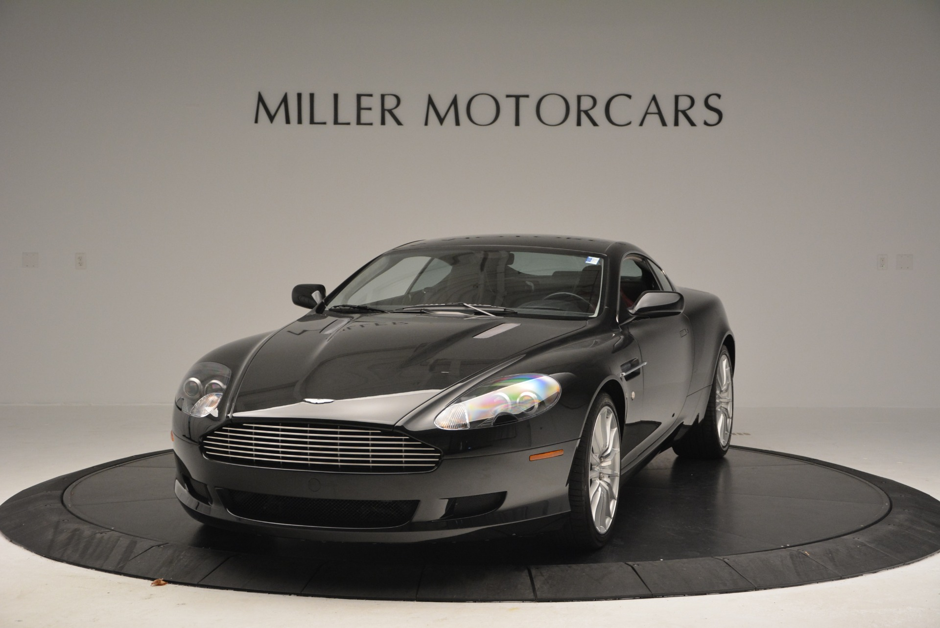 Used 2006 Aston Martin DB9 Coupe For Sale In Westport, CT 2832_p2