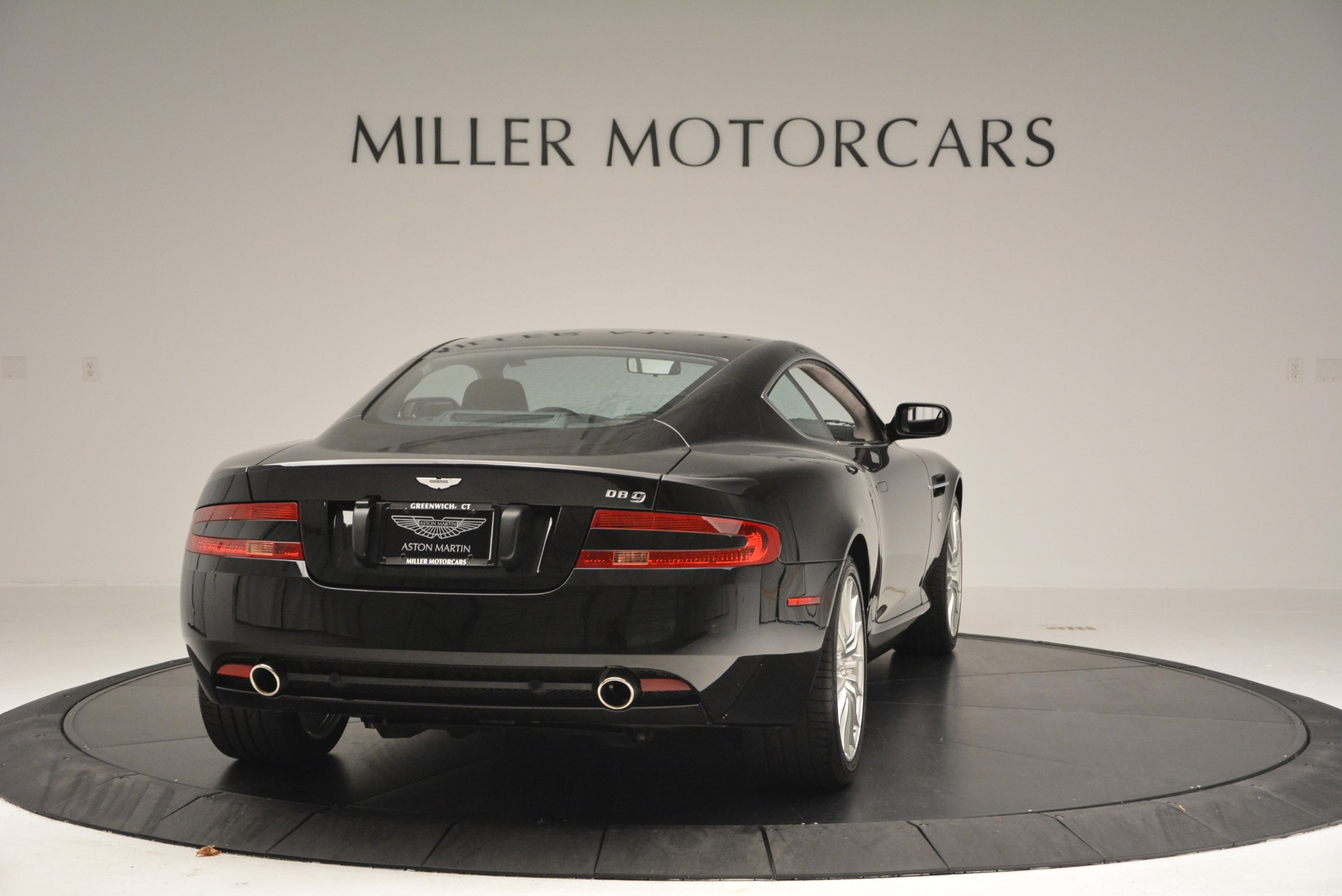 Used 2006 Aston Martin DB9 Coupe For Sale In Westport, CT 2832_p7