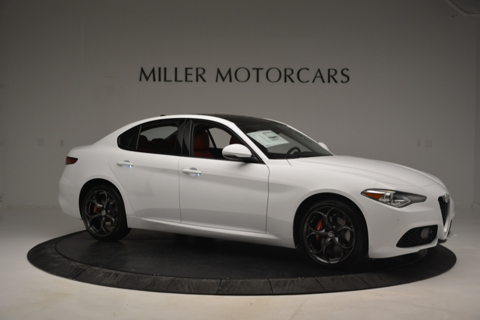 New 2019 Alfa Romeo Giulia Ti Sport Q4 For Sale In Westport, CT 2834_p10