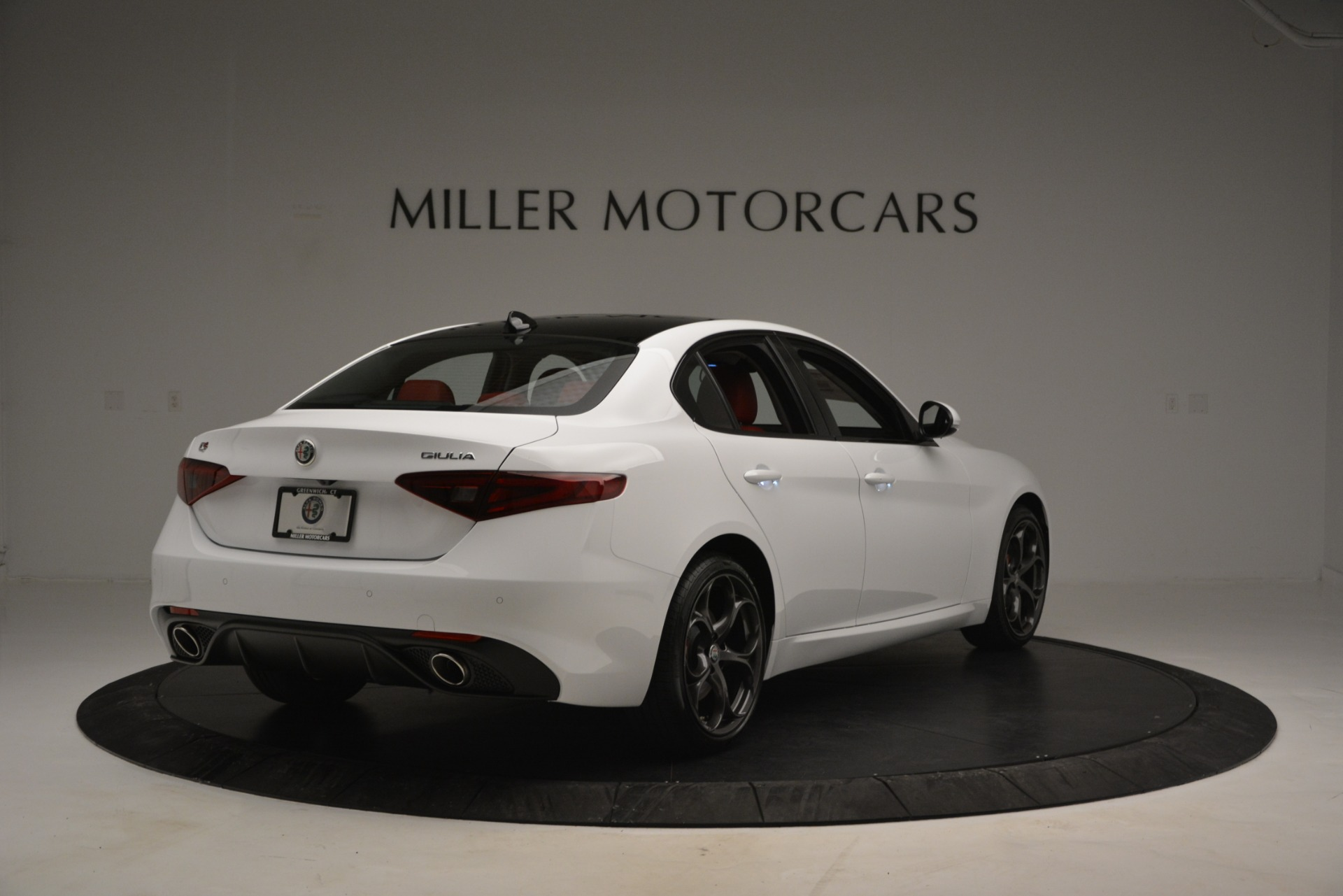 New 2019 Alfa Romeo Giulia Ti Sport Q4 For Sale In Westport, CT 2834_p7