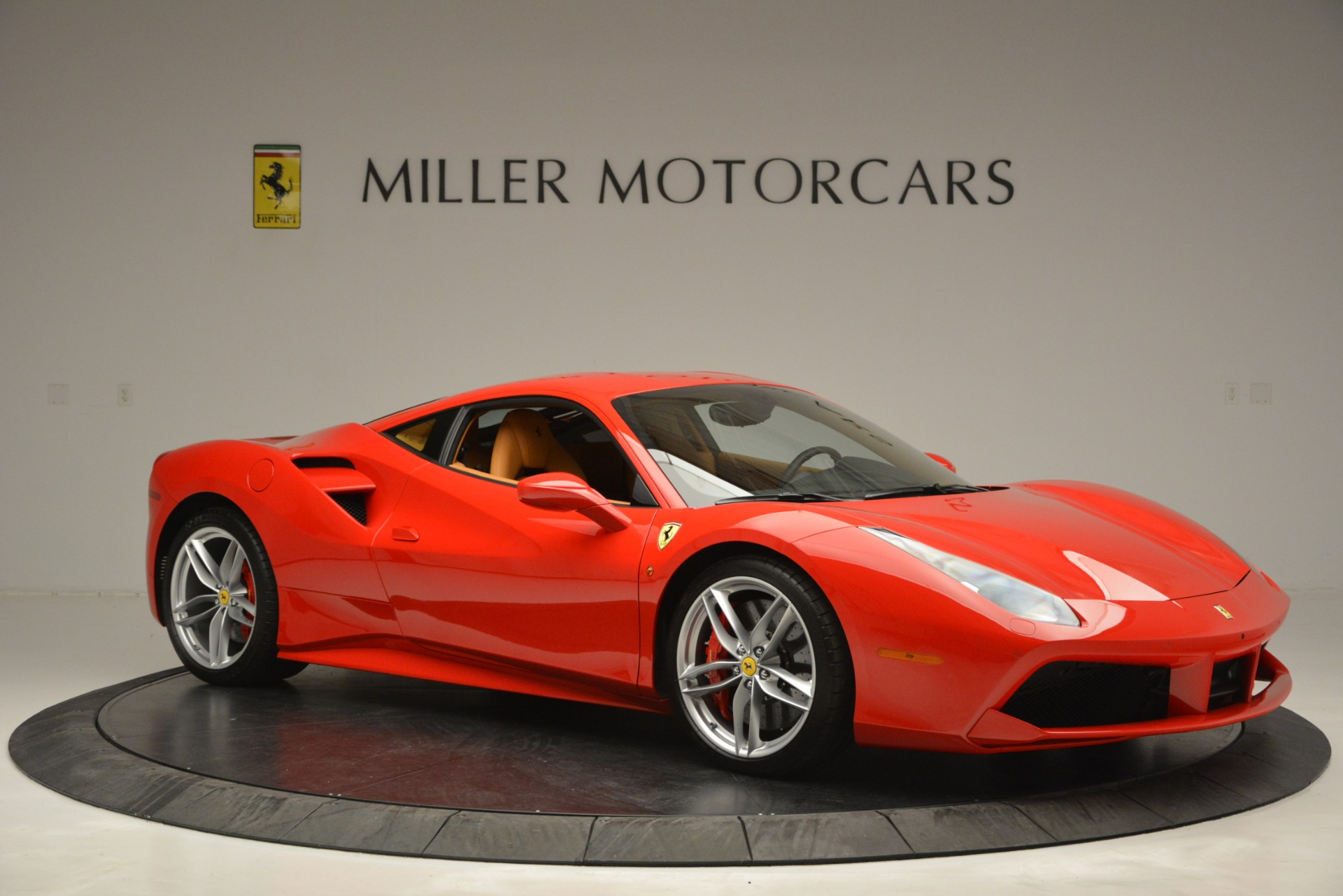 Used 2016 Ferrari 488 GTB  For Sale In Westport, CT 2835_p10