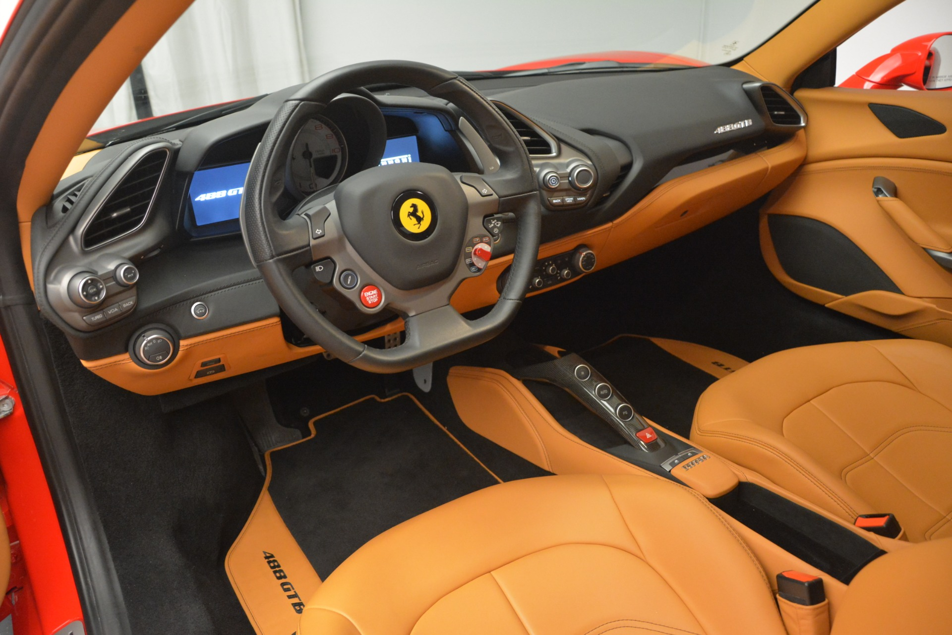 Used 2016 Ferrari 488 GTB  For Sale In Westport, CT 2835_p13