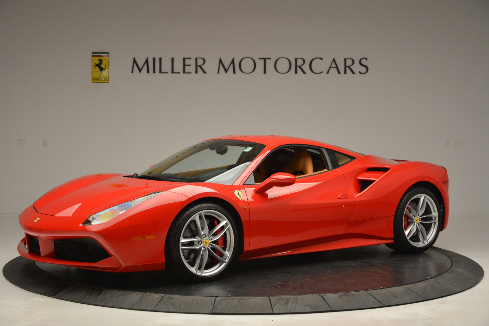 Used 2016 Ferrari 488 GTB  For Sale In Westport, CT 2835_p2