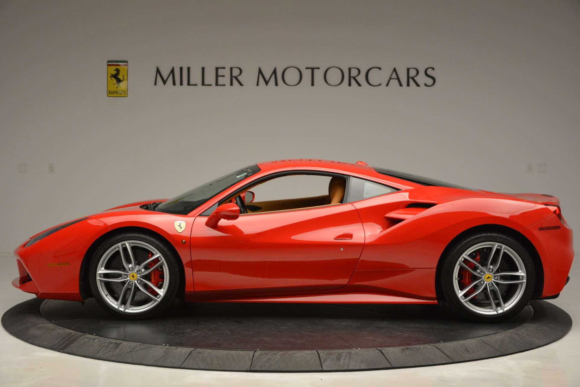 Used 2016 Ferrari 488 GTB  For Sale In Westport, CT 2835_p3