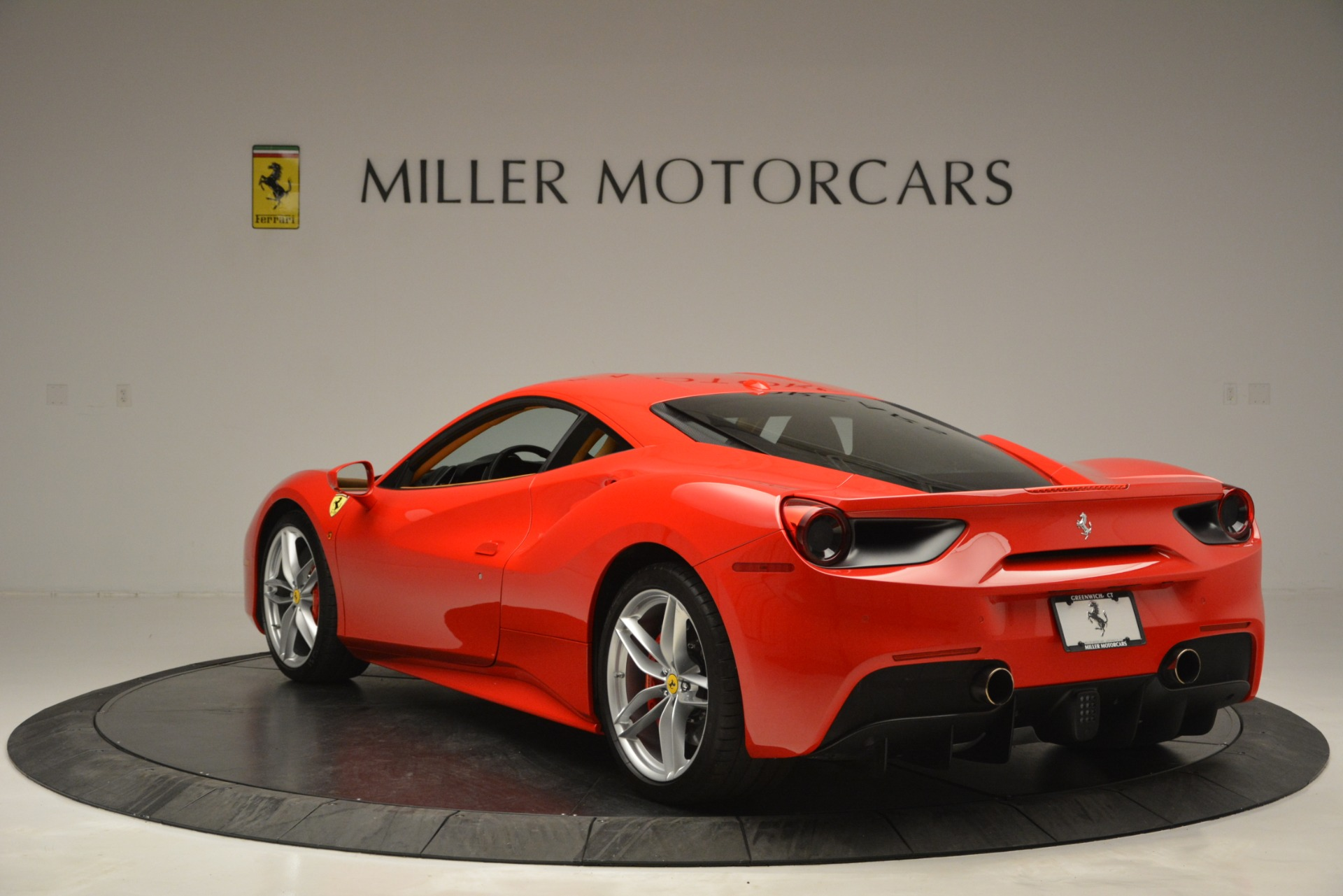 Used 2016 Ferrari 488 GTB  For Sale In Westport, CT 2835_p5