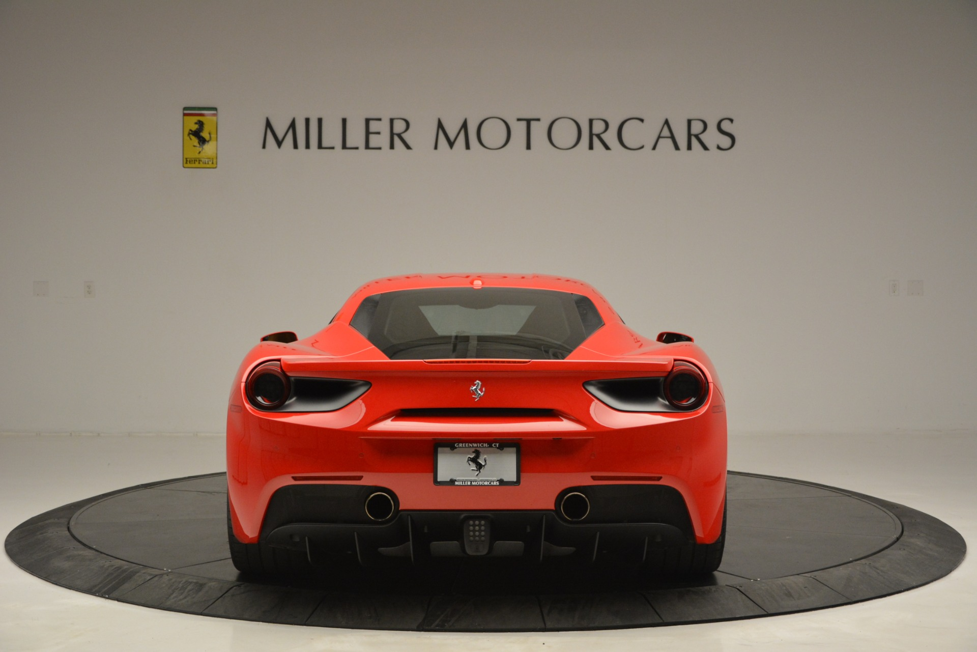 Used 2016 Ferrari 488 GTB  For Sale In Westport, CT 2835_p6