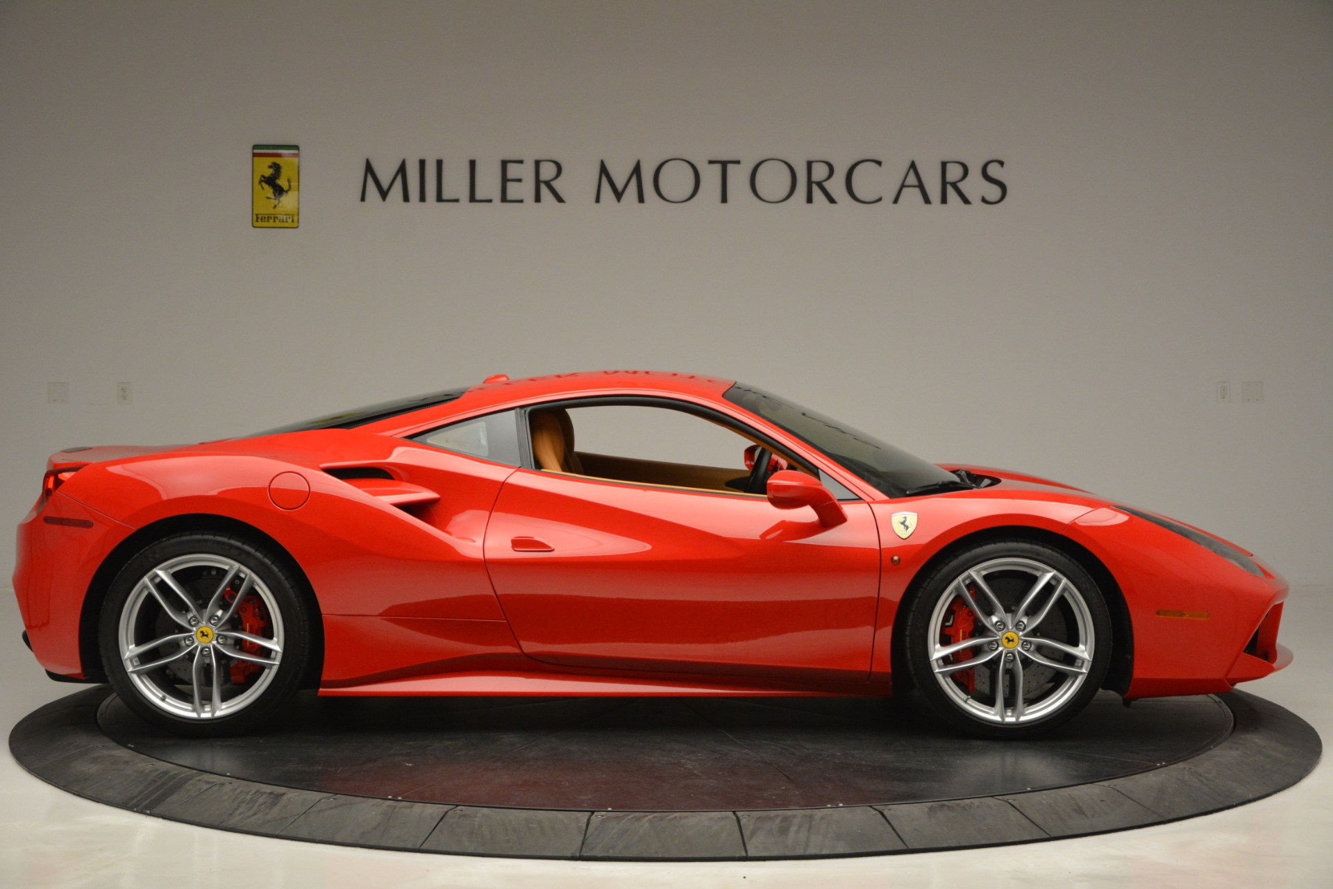 Used 2016 Ferrari 488 GTB  For Sale In Westport, CT 2835_p9