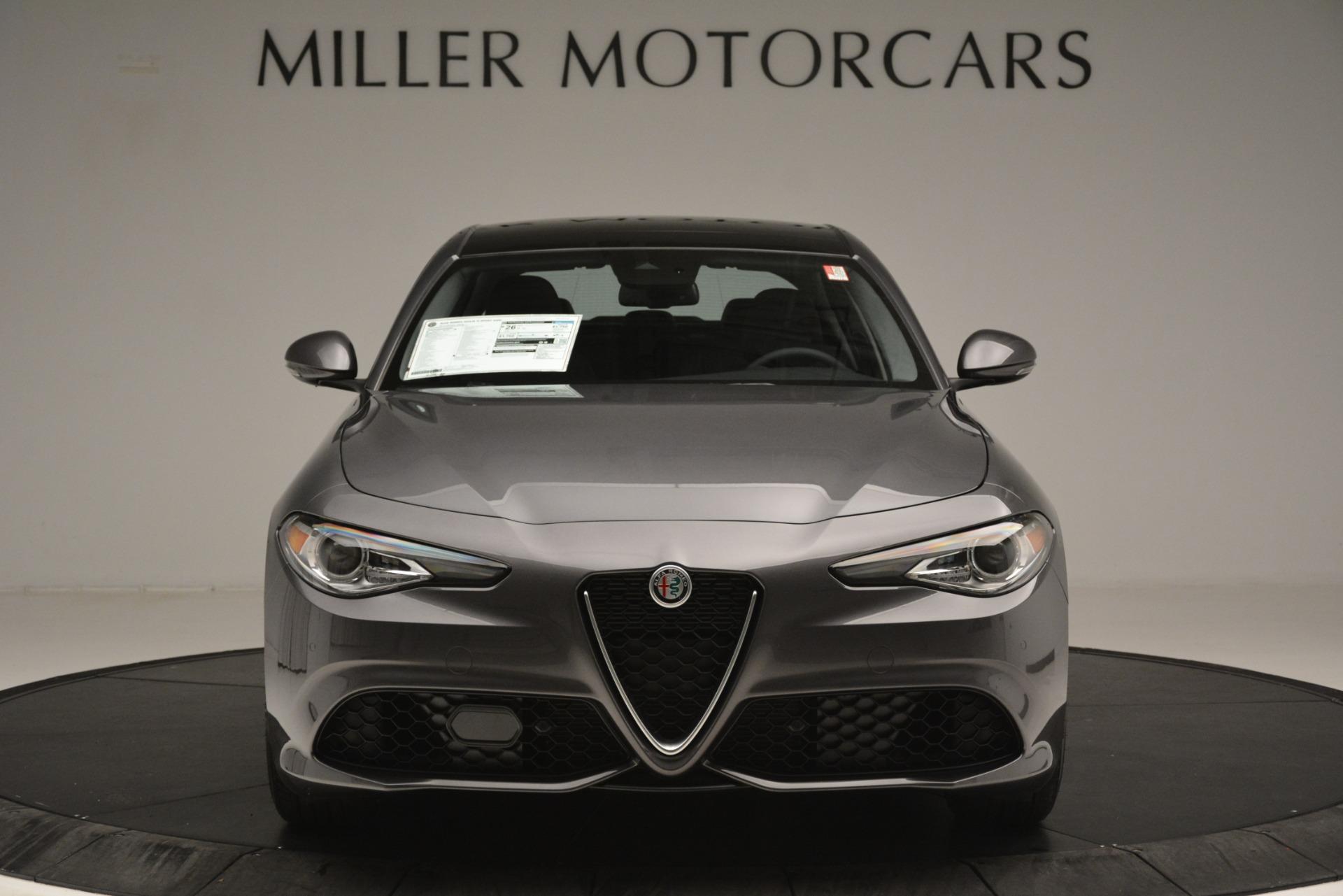 New 2019 Alfa Romeo Giulia Ti Sport Q4 For Sale In Westport, CT 2837_p12