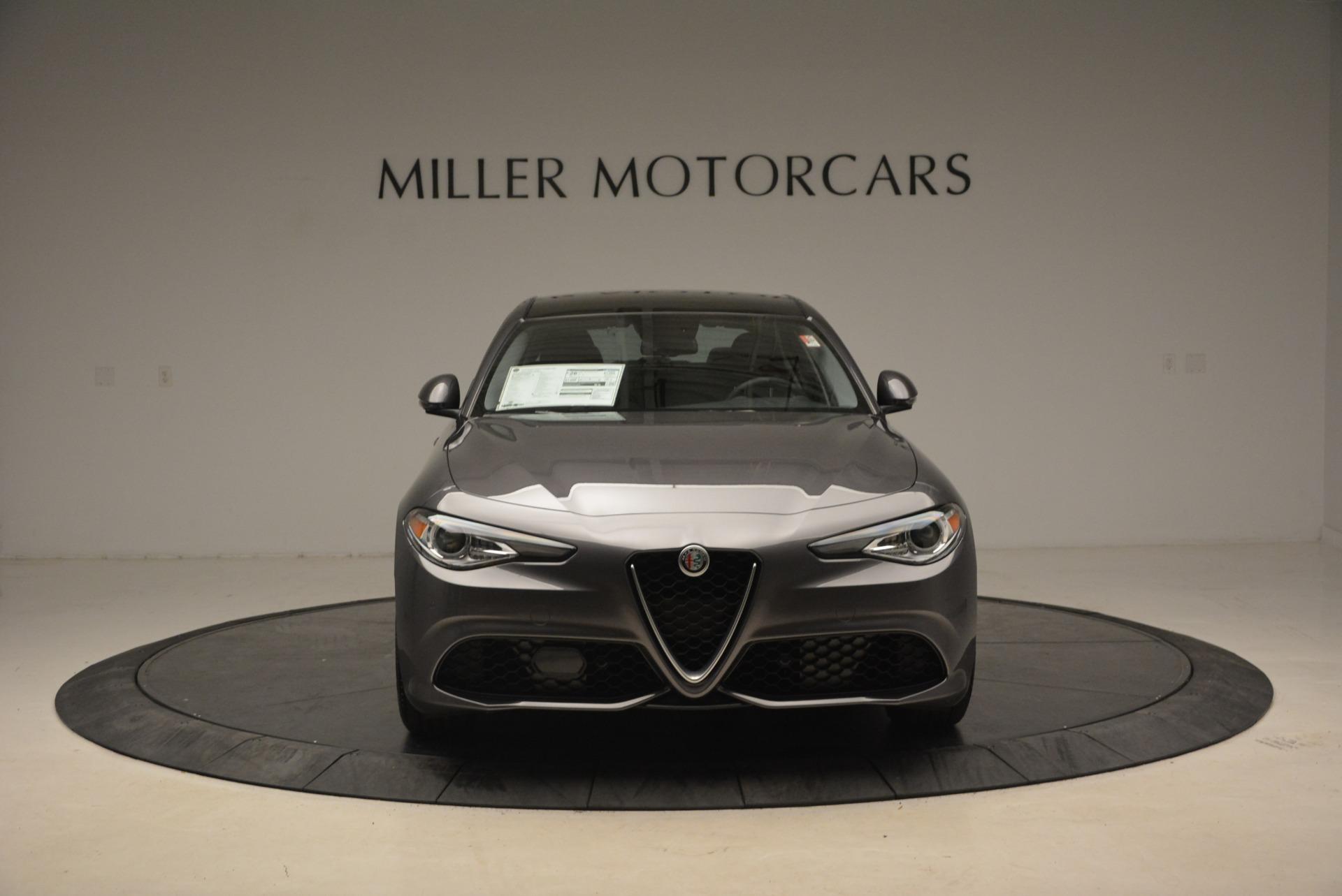 New 2019 Alfa Romeo Giulia Ti Sport Q4 For Sale In Westport, CT 2838_p12