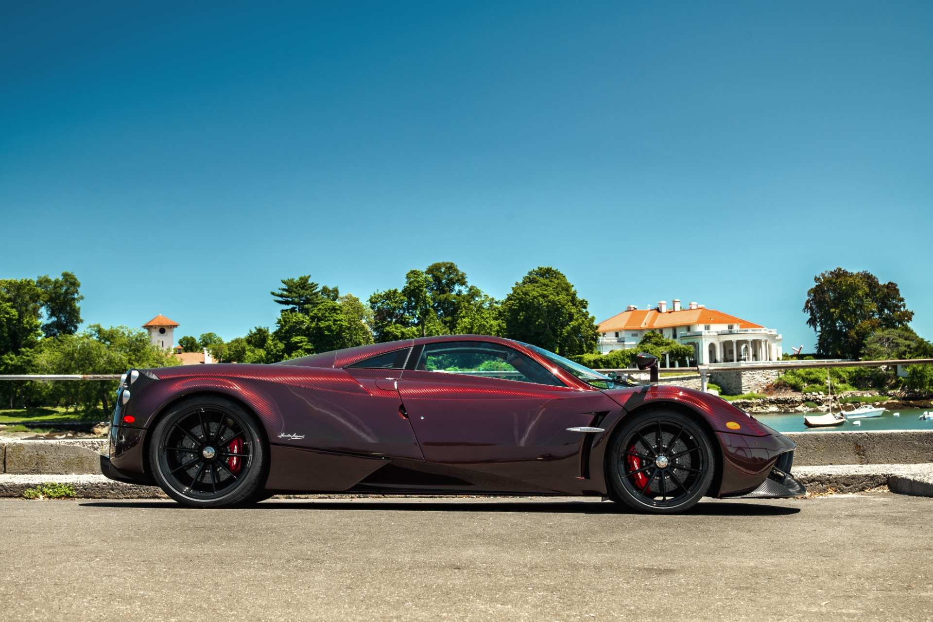 Used 2014 Pagani Huayra Tempesta For Sale In Westport, CT 2841_p3