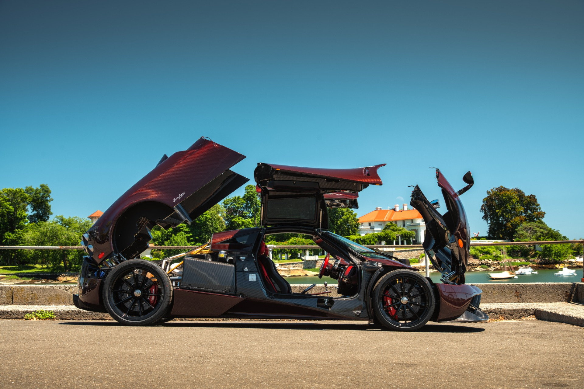 Used 2014 Pagani Huayra Tempesta For Sale In Westport, CT 2841_p4