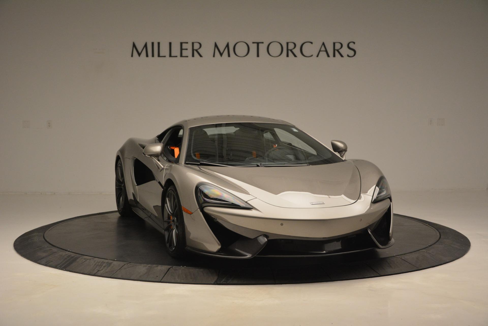 Used 2017 McLaren 570S Coupe For Sale In Westport, CT 2842_p11