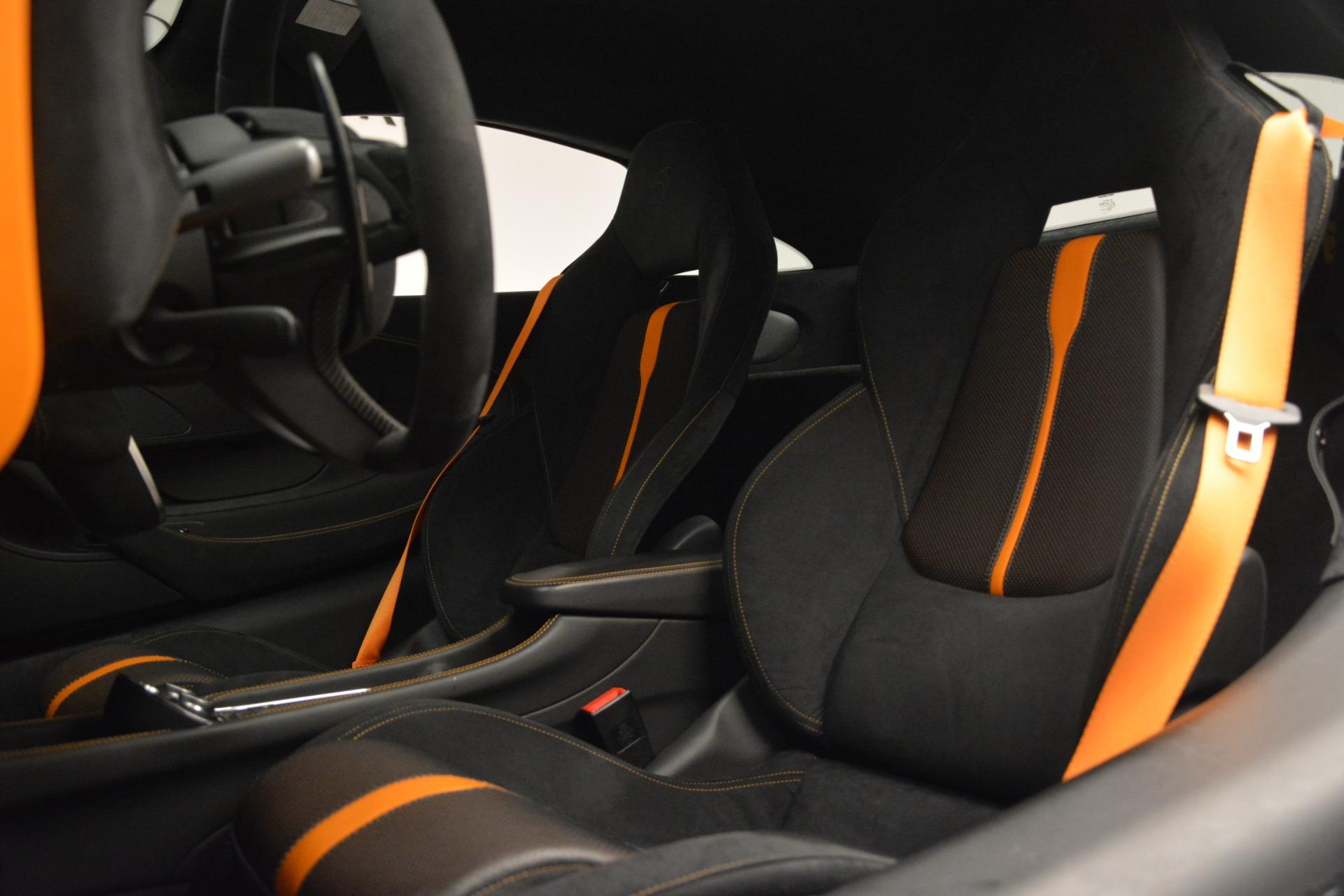 Used 2017 McLaren 570S Coupe For Sale In Westport, CT 2842_p17