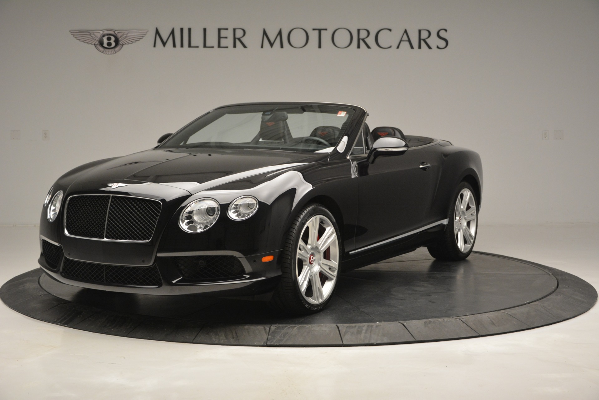 Used 2014 Bentley Continental GT V8 For Sale In Westport, CT 2844_main