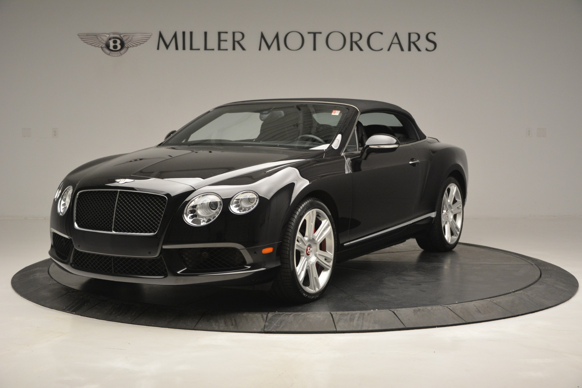 Used 2014 Bentley Continental GT V8 For Sale In Westport, CT 2844_p13