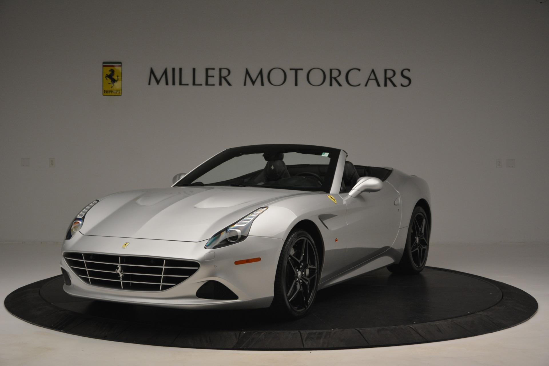 Used 2015 Ferrari California T  For Sale In Westport, CT 2846_main