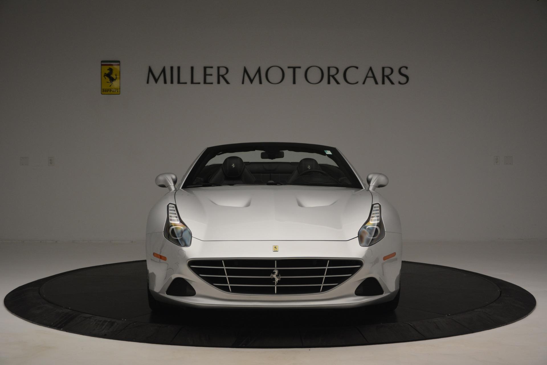 Used 2015 Ferrari California T  For Sale In Westport, CT 2846_p12