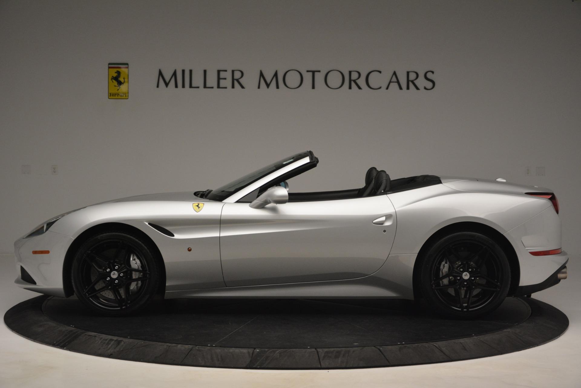 Used 2015 Ferrari California T  For Sale In Westport, CT 2846_p3