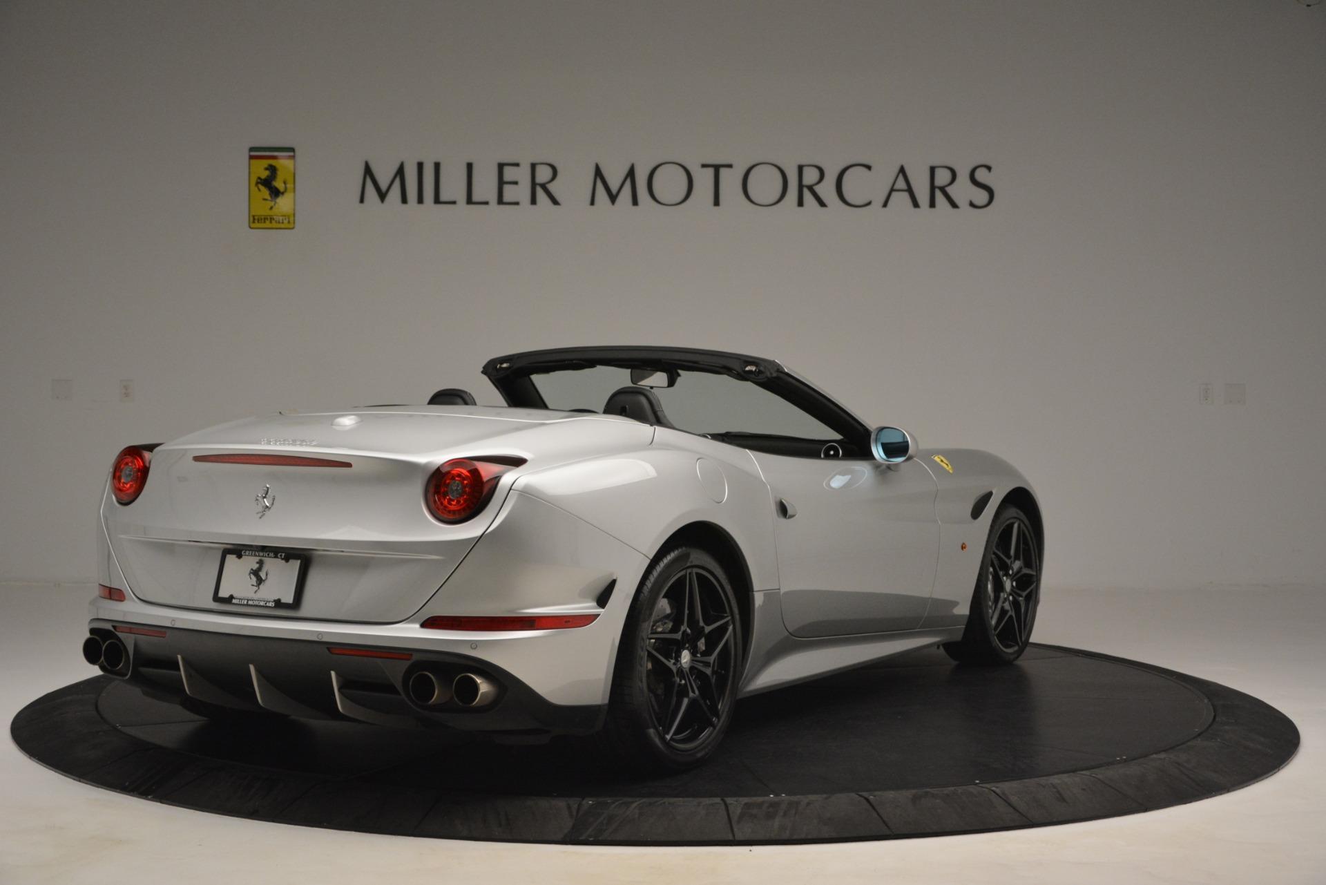 Used 2015 Ferrari California T  For Sale In Westport, CT 2846_p7