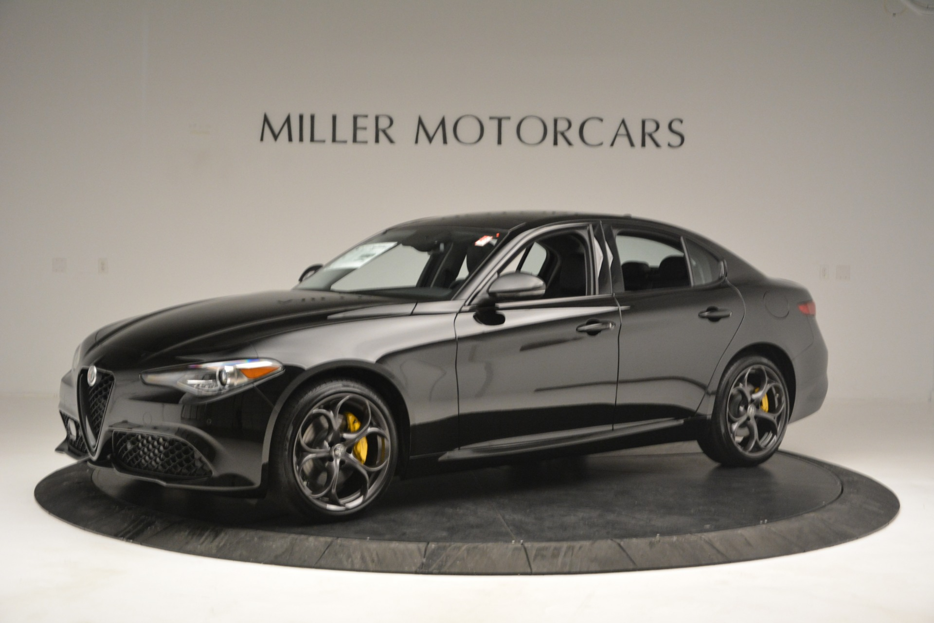 New 2019 Alfa Romeo Giulia Ti Q4 For Sale In Westport, CT 2847_p2