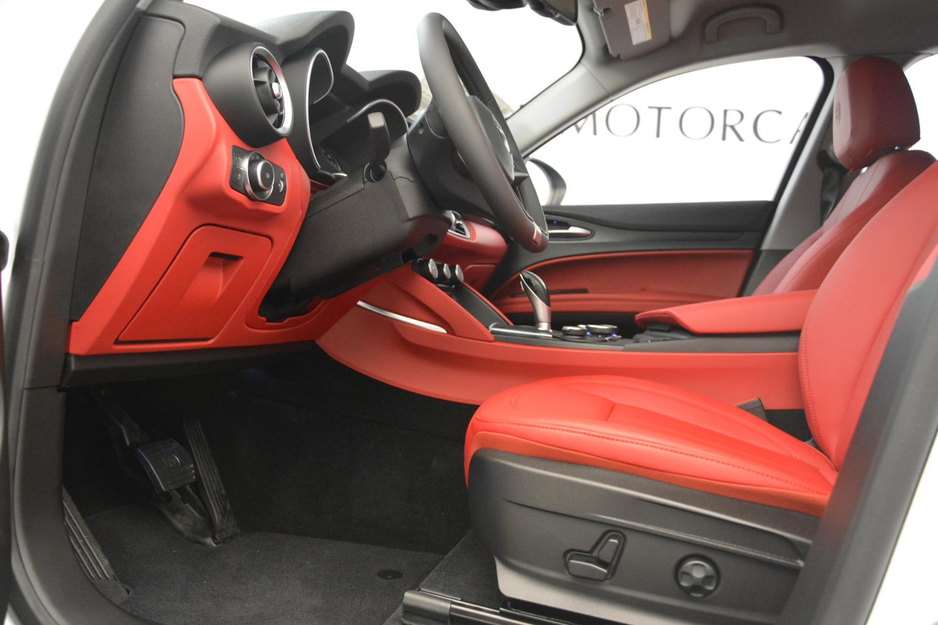 New 2019 Alfa Romeo Stelvio Q4 For Sale In Westport, CT 2849_p14