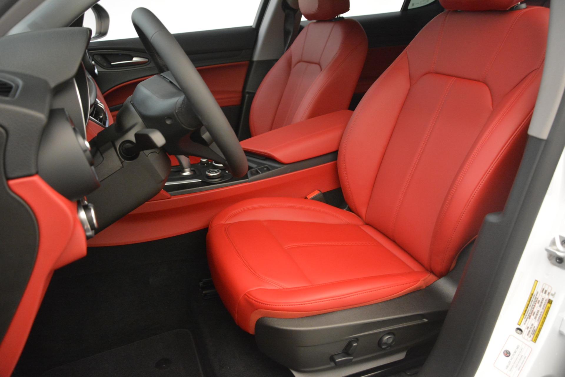 New 2019 Alfa Romeo Stelvio Q4 For Sale In Westport, CT 2849_p15