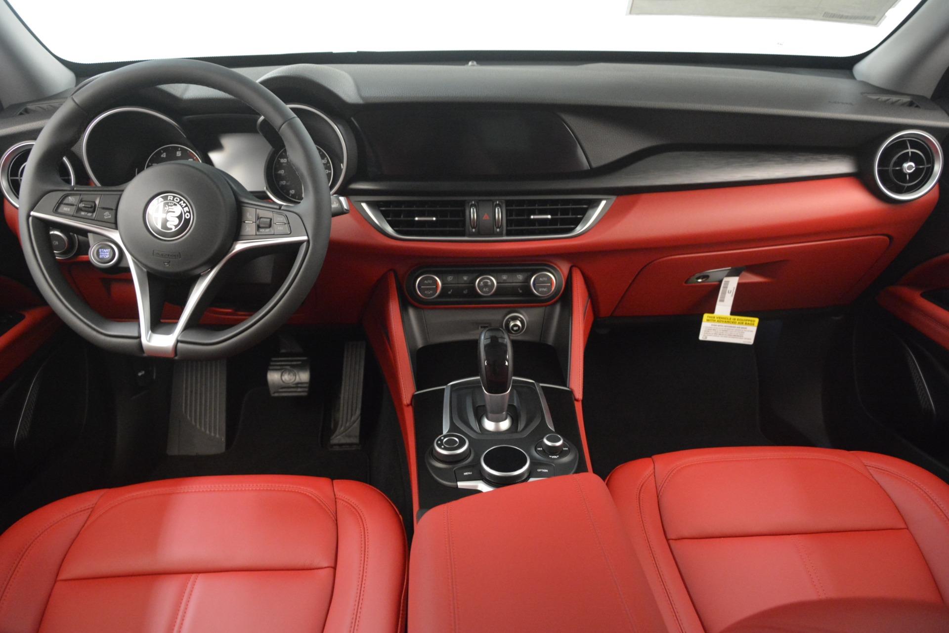 New 2019 Alfa Romeo Stelvio Q4 For Sale In Westport, CT 2849_p16