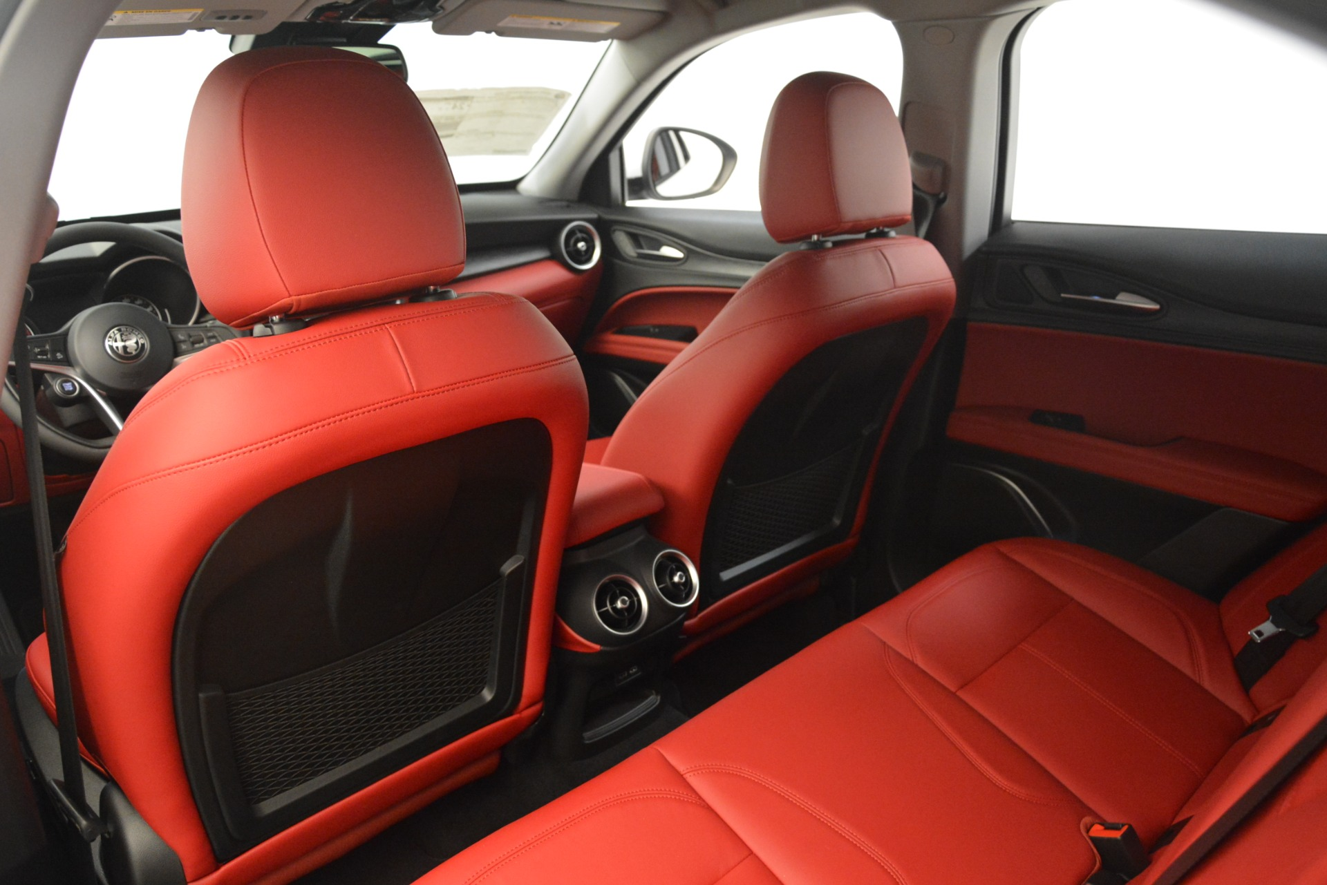 New 2019 Alfa Romeo Stelvio Q4 For Sale In Westport, CT 2849_p18