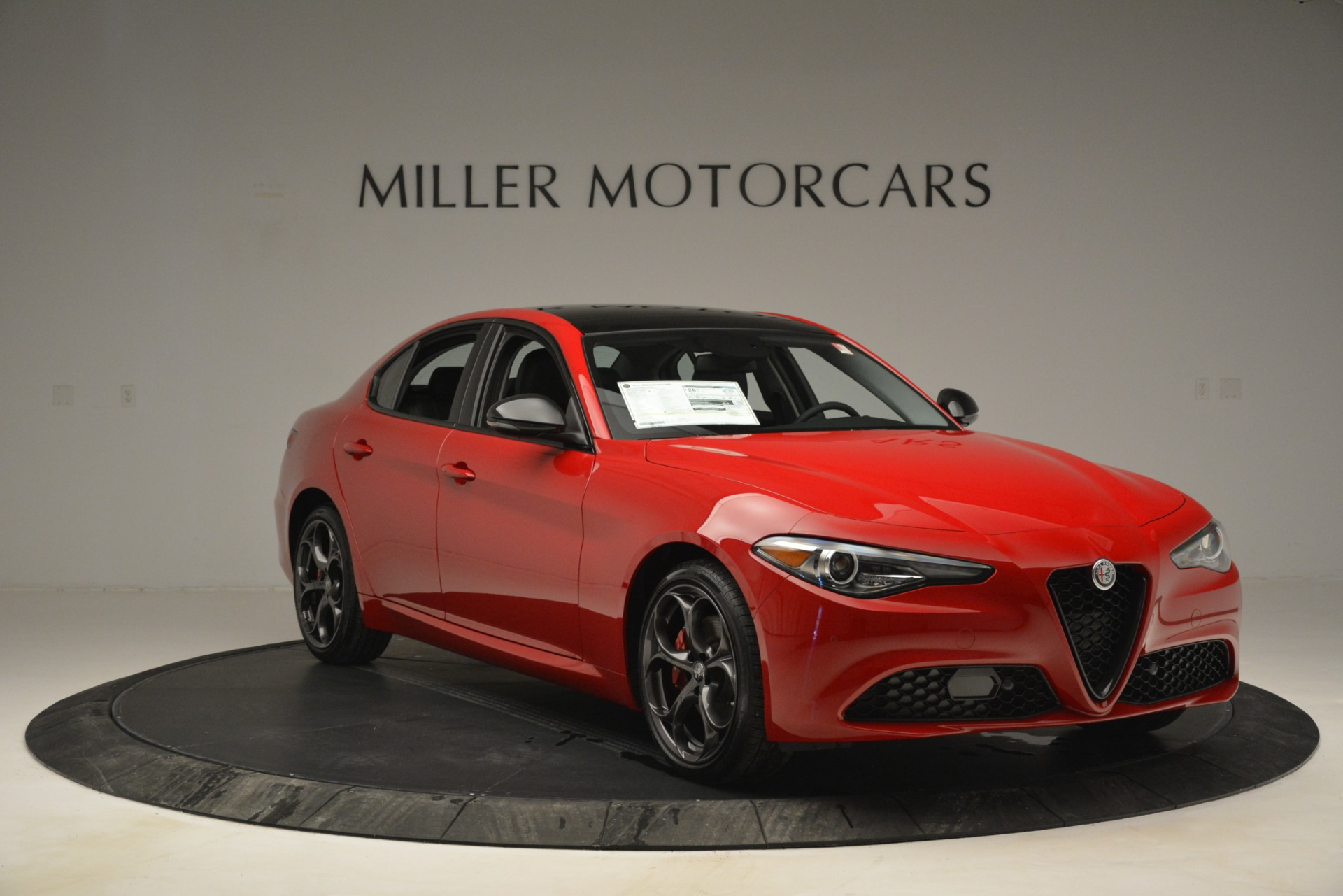 New 2019 Alfa Romeo Giulia Ti Q4 For Sale In Westport, CT 2853_p11