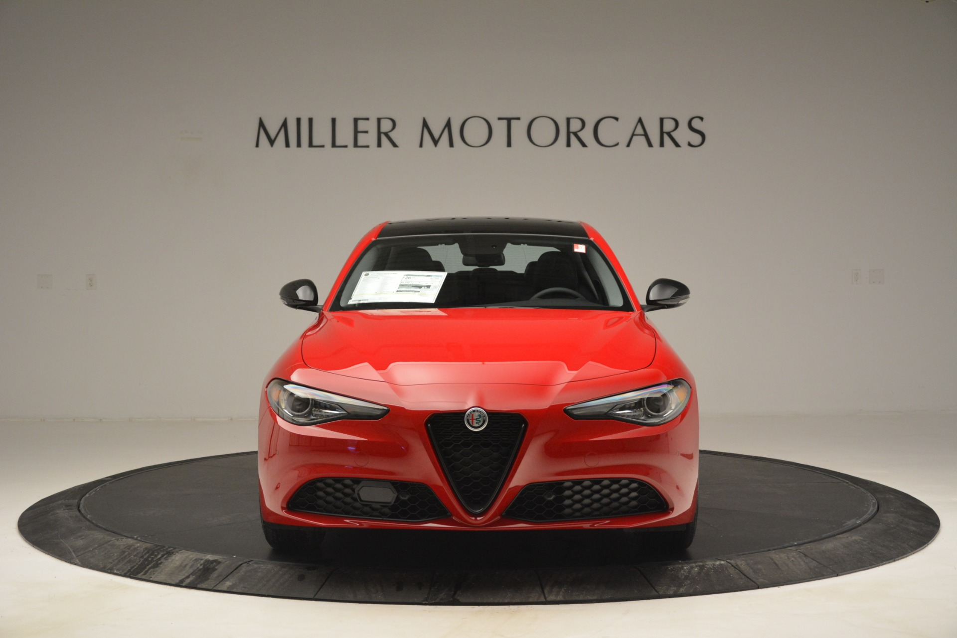 New 2019 Alfa Romeo Giulia Ti Q4 For Sale In Westport, CT 2853_p12
