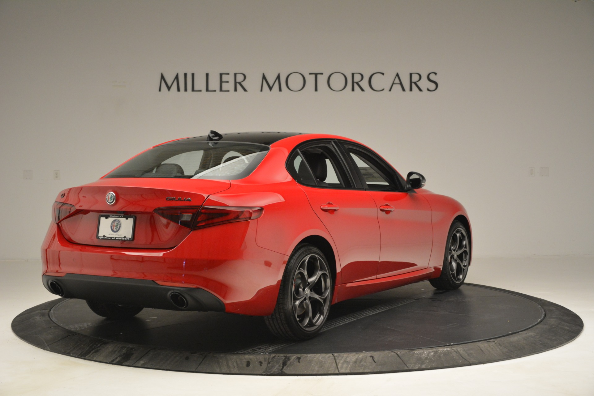 New 2019 Alfa Romeo Giulia Ti Q4 For Sale In Westport, CT 2853_p7