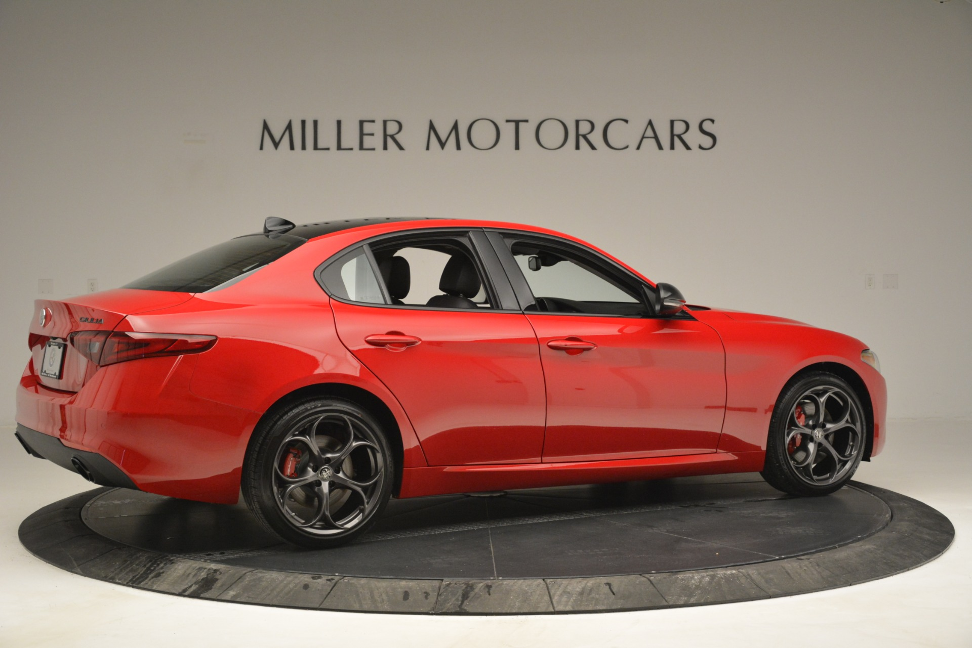 New 2019 Alfa Romeo Giulia Ti Q4 For Sale In Westport, CT 2853_p8