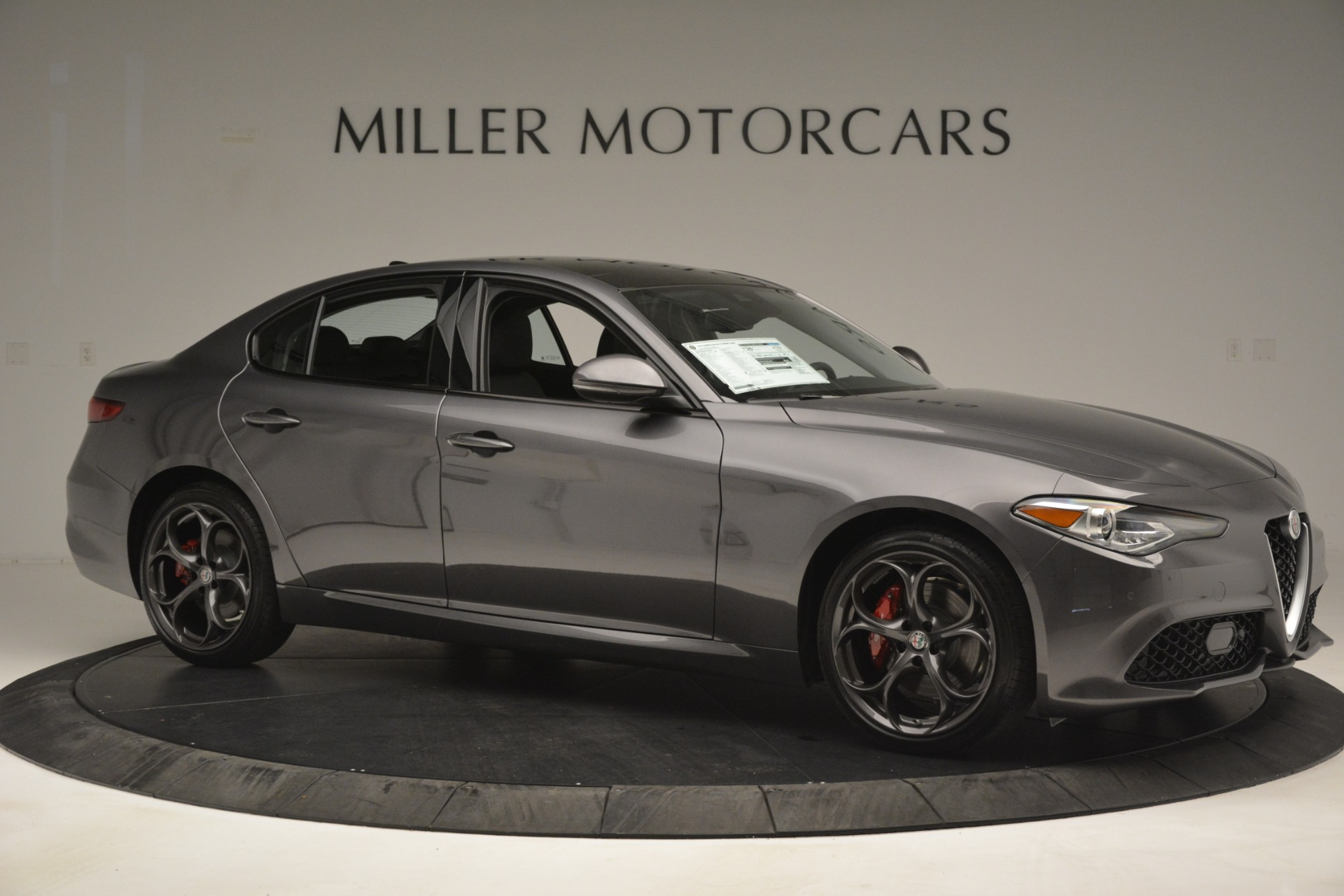 New 2019 Alfa Romeo Giulia Ti Sport Q4 For Sale In Westport, CT 2857_p10