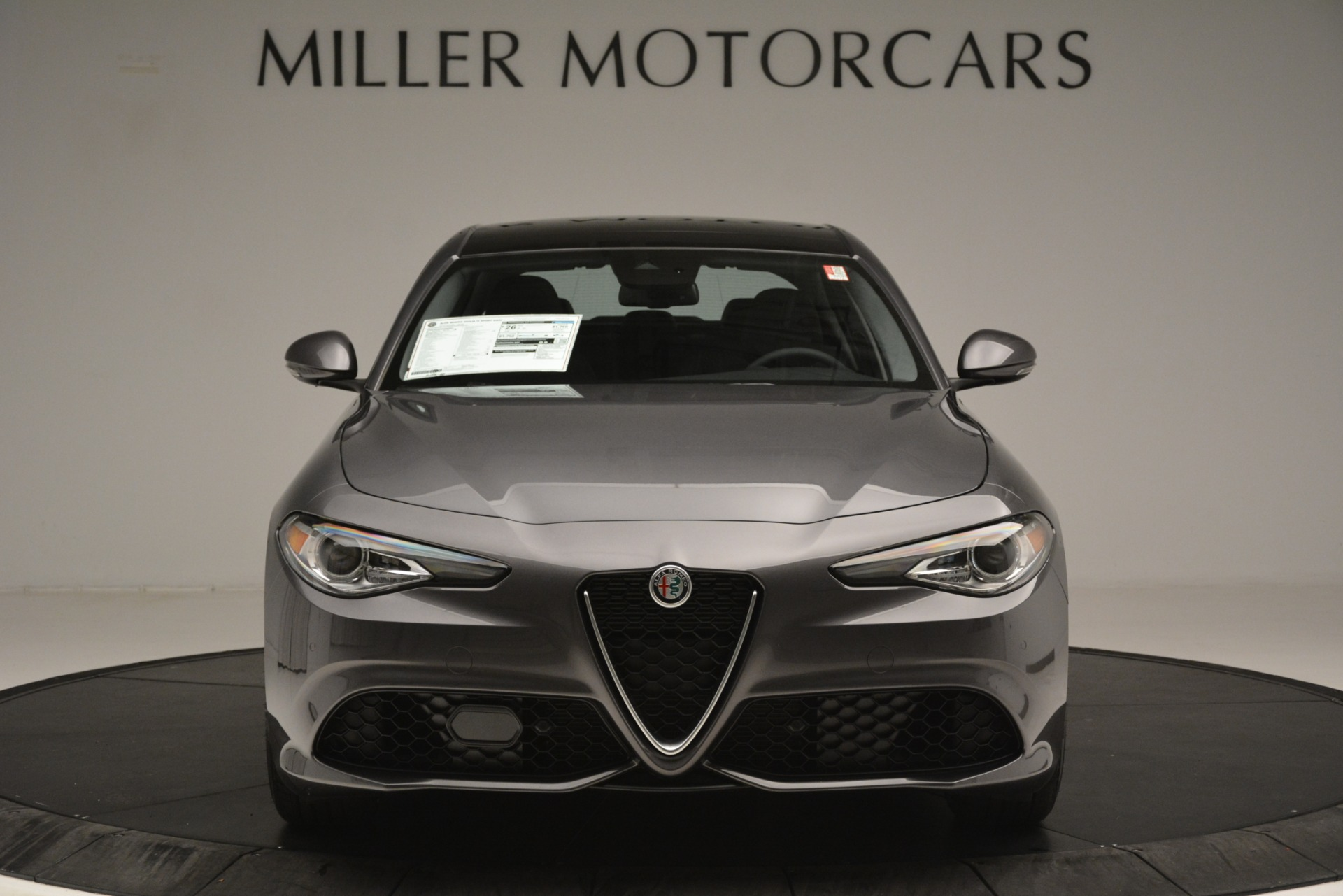 New 2019 Alfa Romeo Giulia Ti Sport Q4 For Sale In Westport, CT 2857_p12