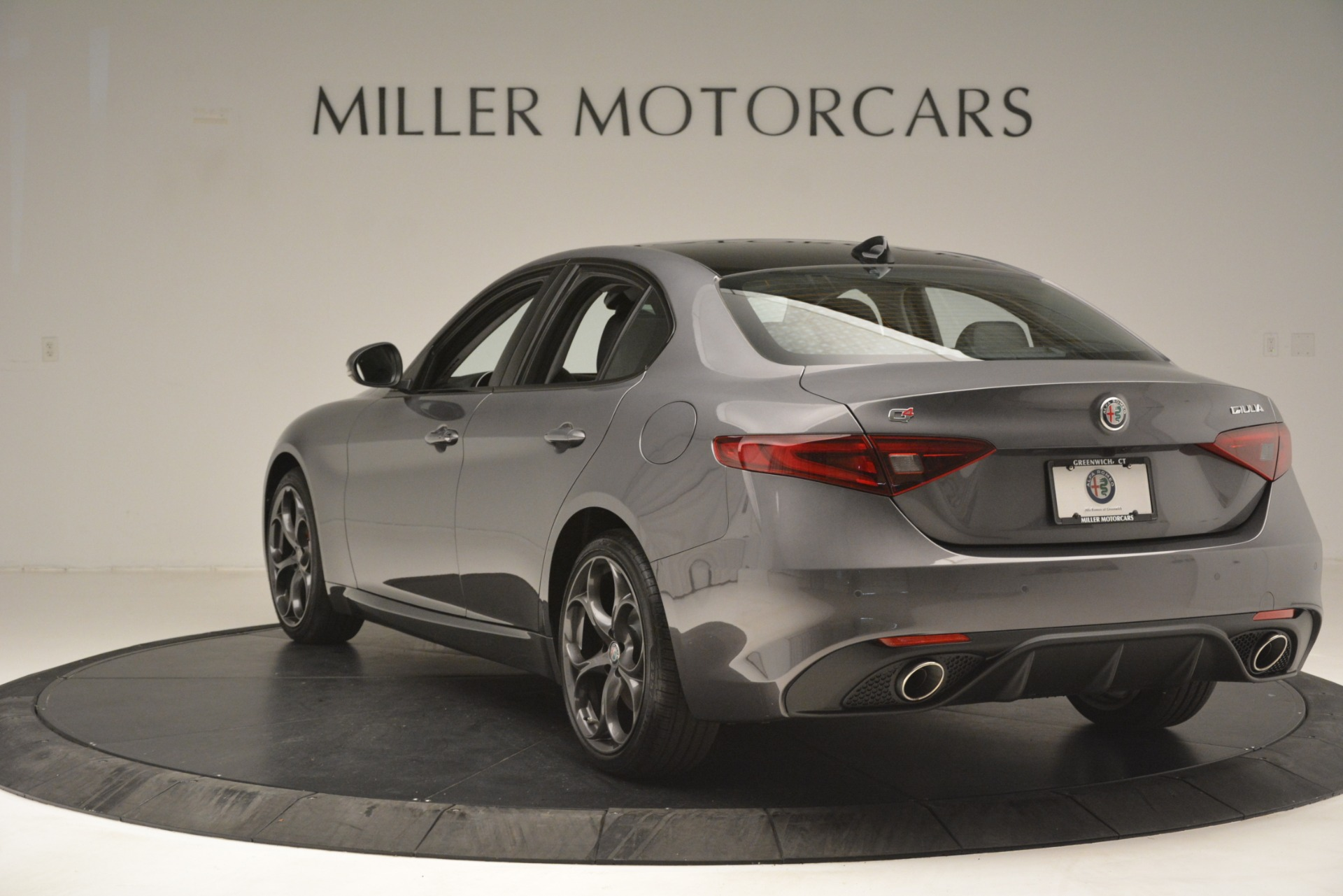 New 2019 Alfa Romeo Giulia Ti Sport Q4 For Sale In Westport, CT 2857_p5