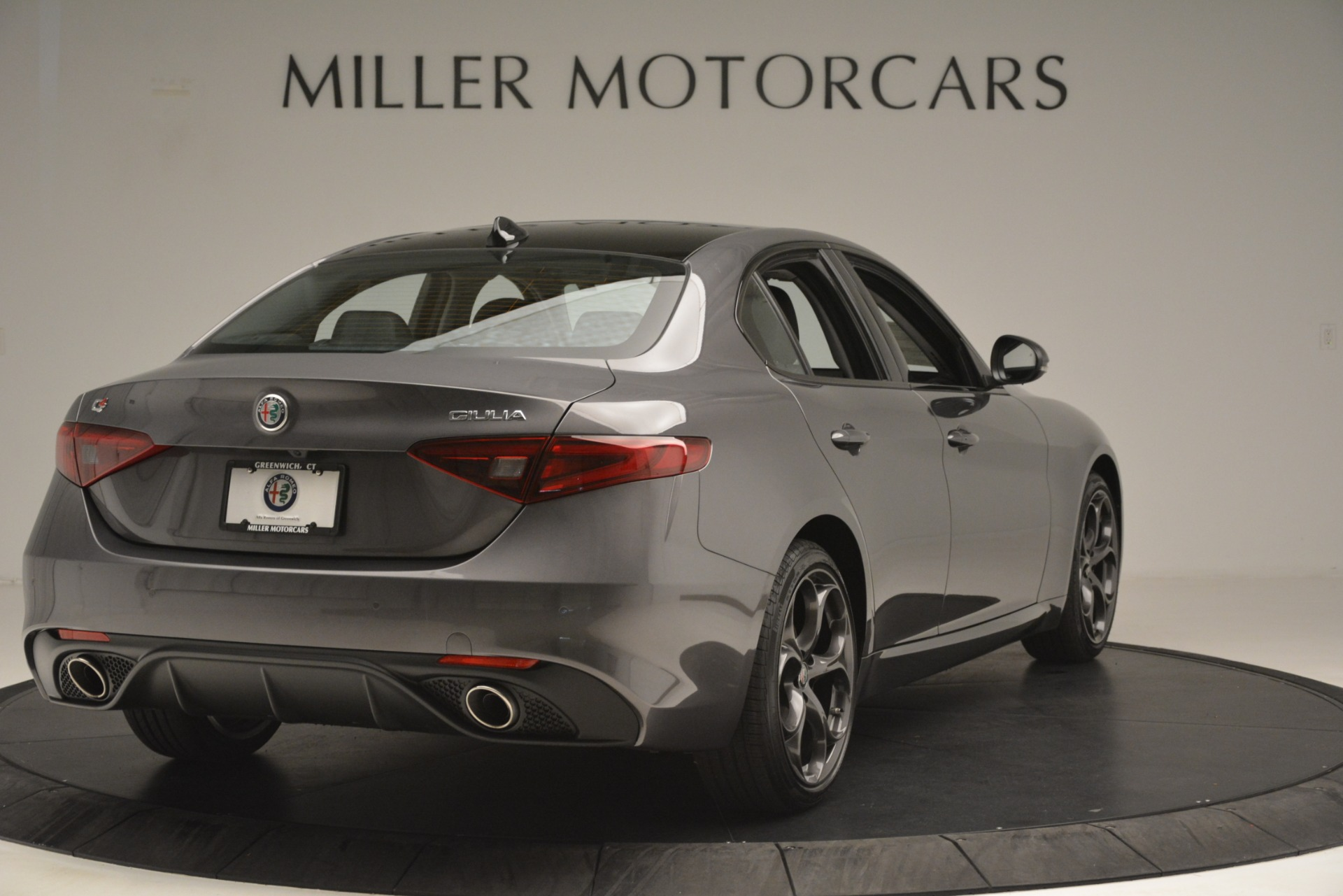 New 2019 Alfa Romeo Giulia Ti Sport Q4 For Sale In Westport, CT 2857_p7