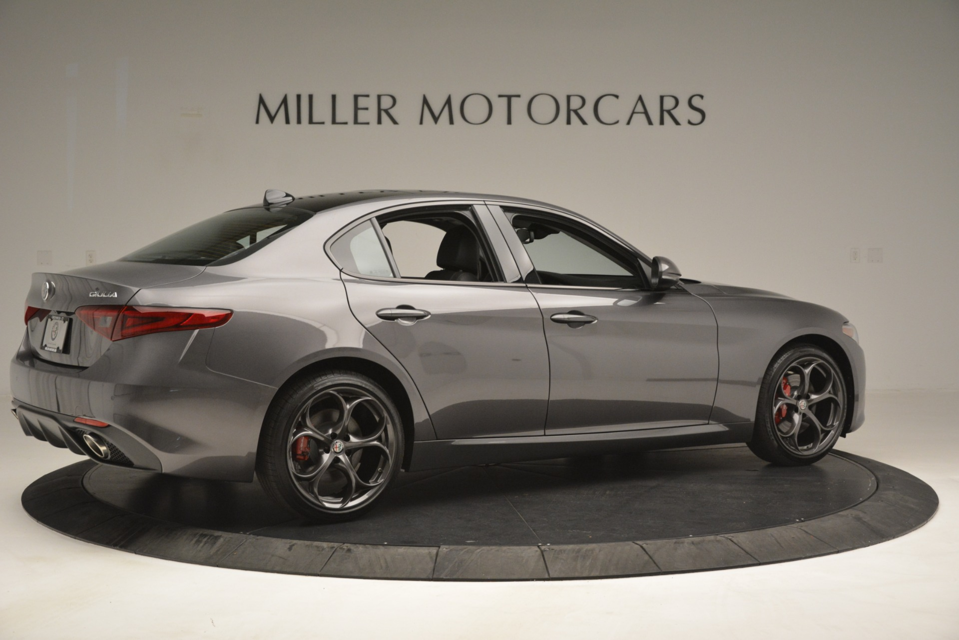 New 2019 Alfa Romeo Giulia Ti Sport Q4 For Sale In Westport, CT 2857_p8